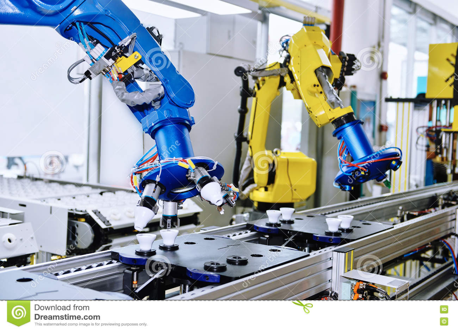 Brazo del robot