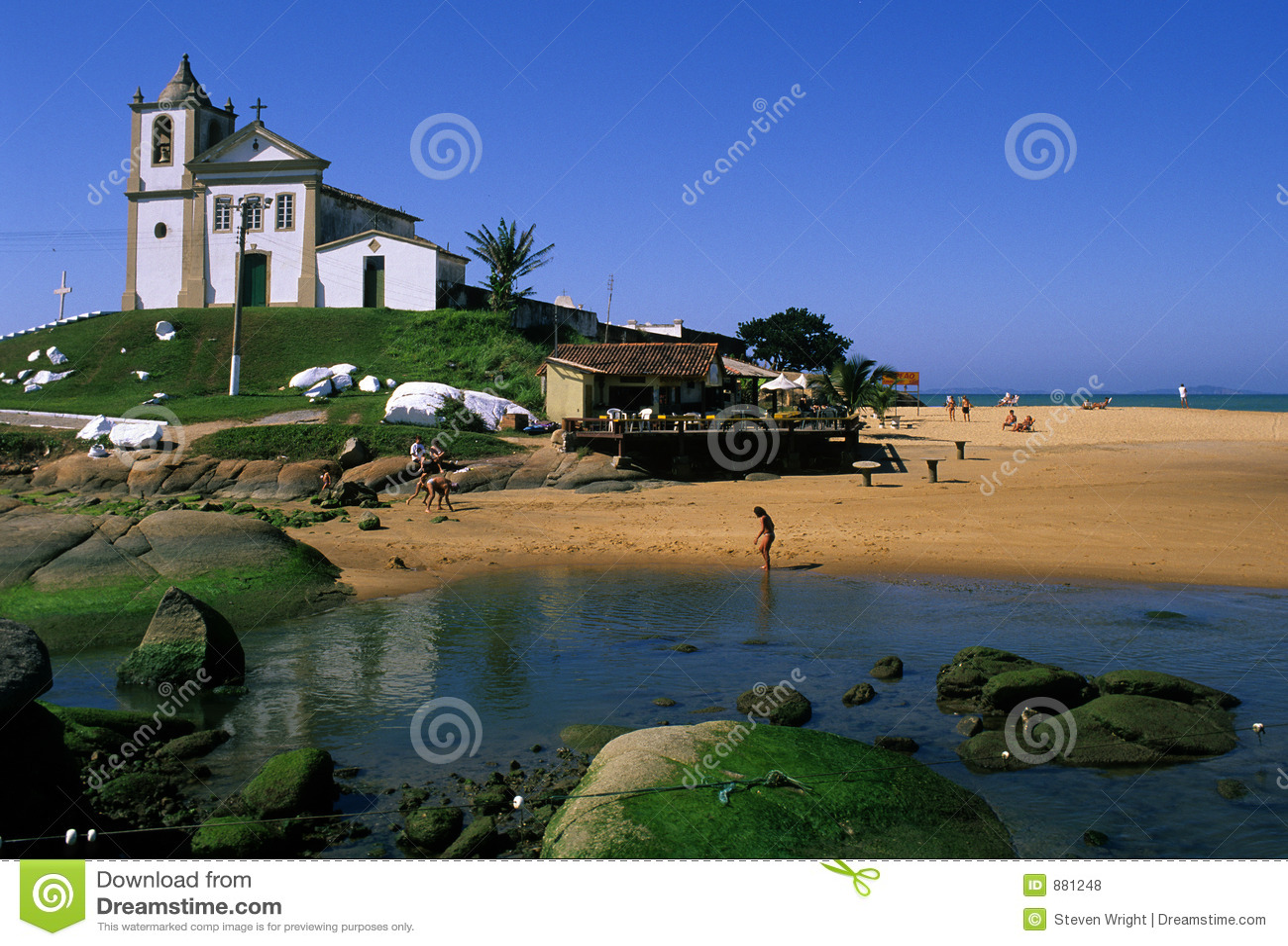 Brazylijskie kościół espirito santo