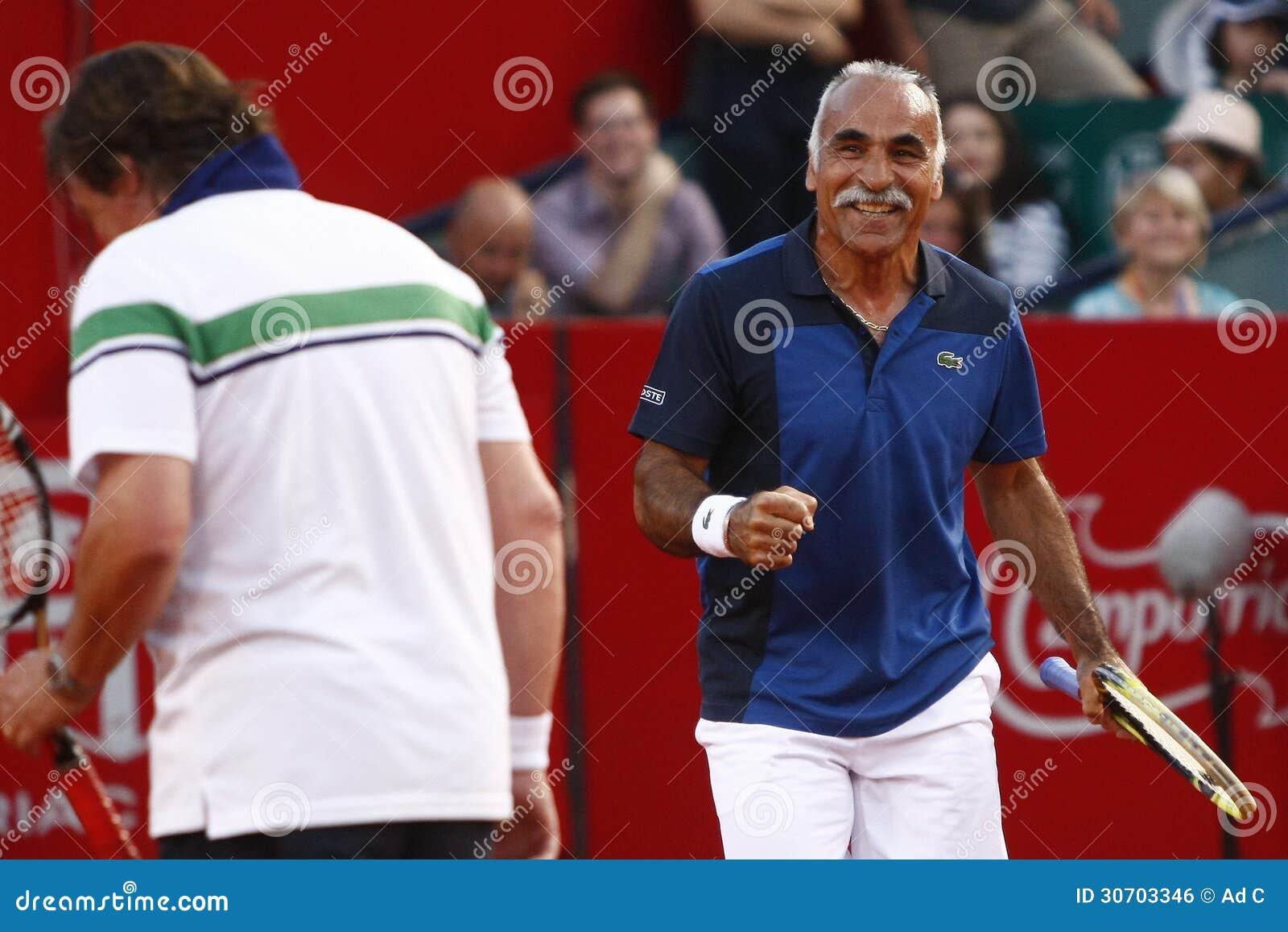 BRD Open 2013 Exhibition Match Adriano Panatta Ilie Nastase