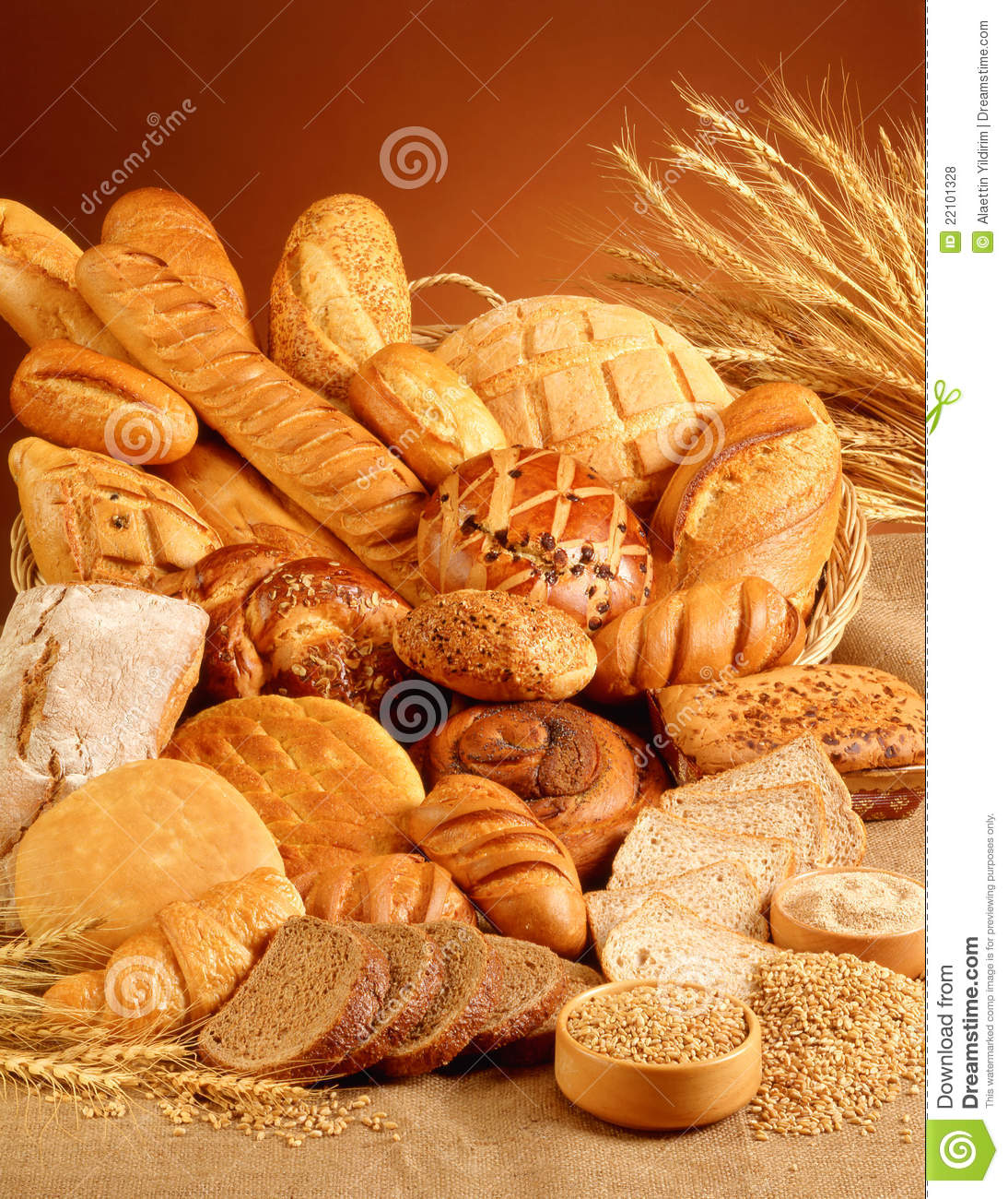 Bread Royalty Free Stock Photos Image 22101328