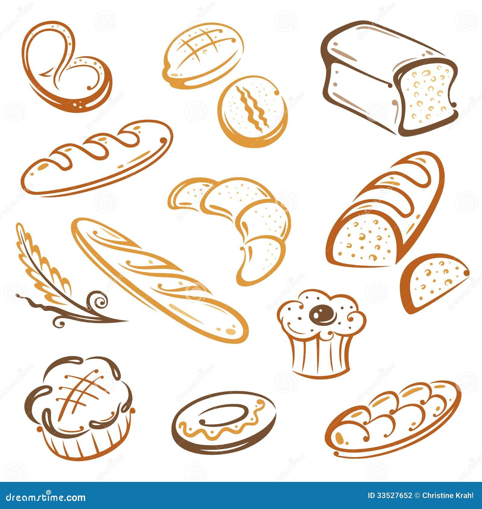 Bread, Bakery Stock Photography - Image: 33527652