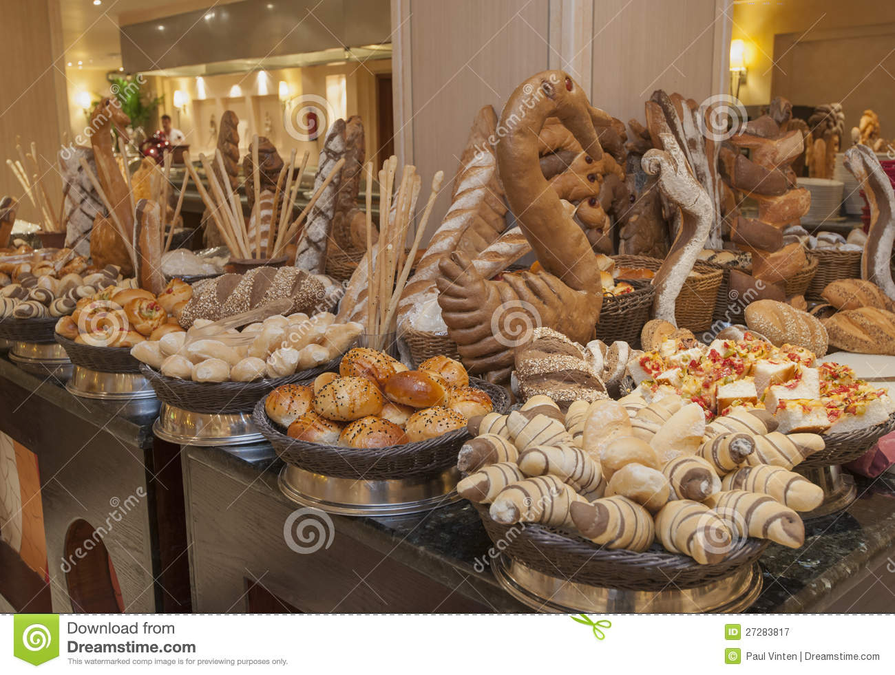 Bread Display At A Hotel Buffet Stock Image Image 27283817 : bread display hotel buffet 27283817 from www.dreamstime.com size 1300 x 981 jpeg 203kB
