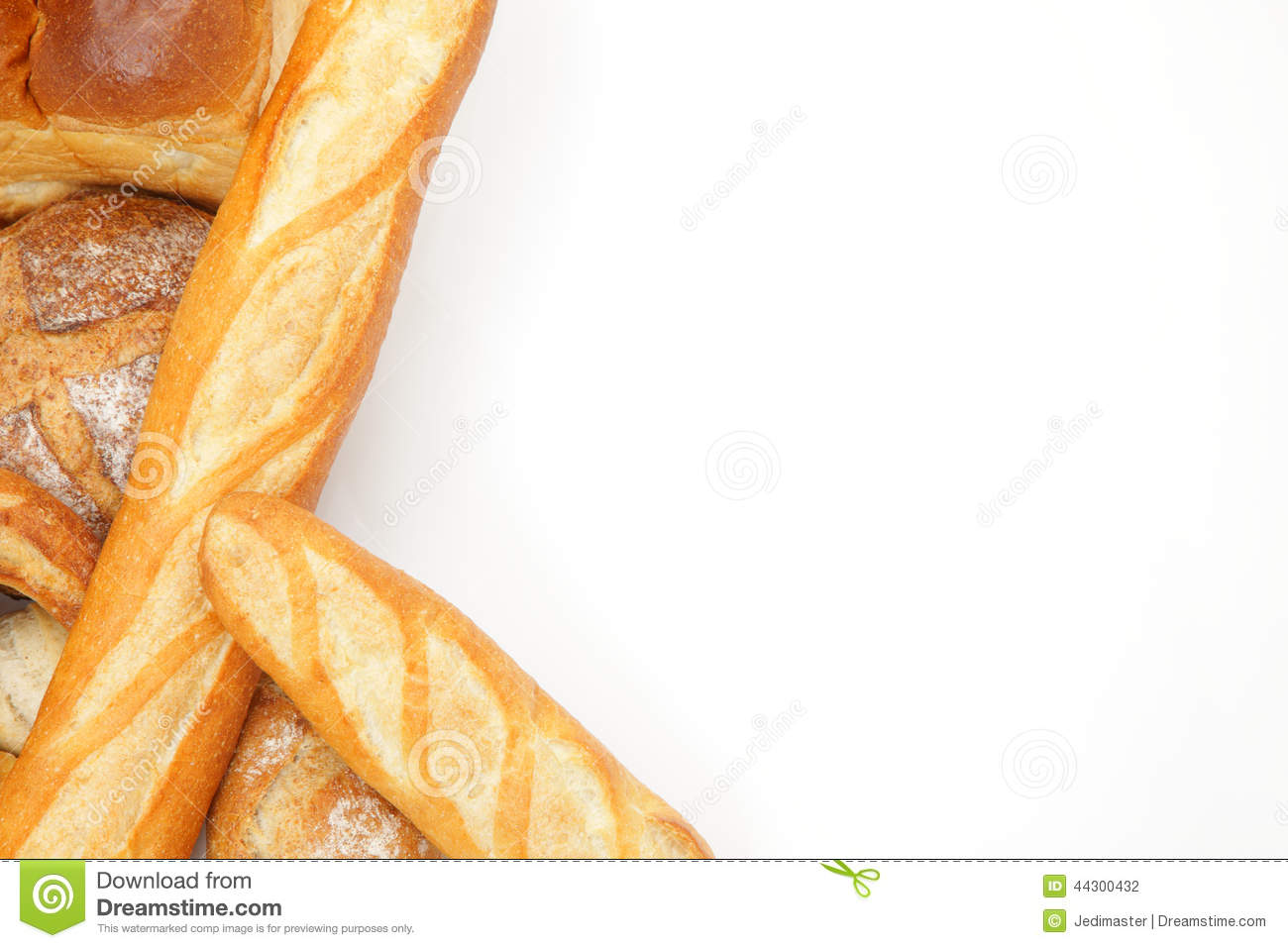 Bread frame stock photo. Image of many, carbohydrate - 44300432
