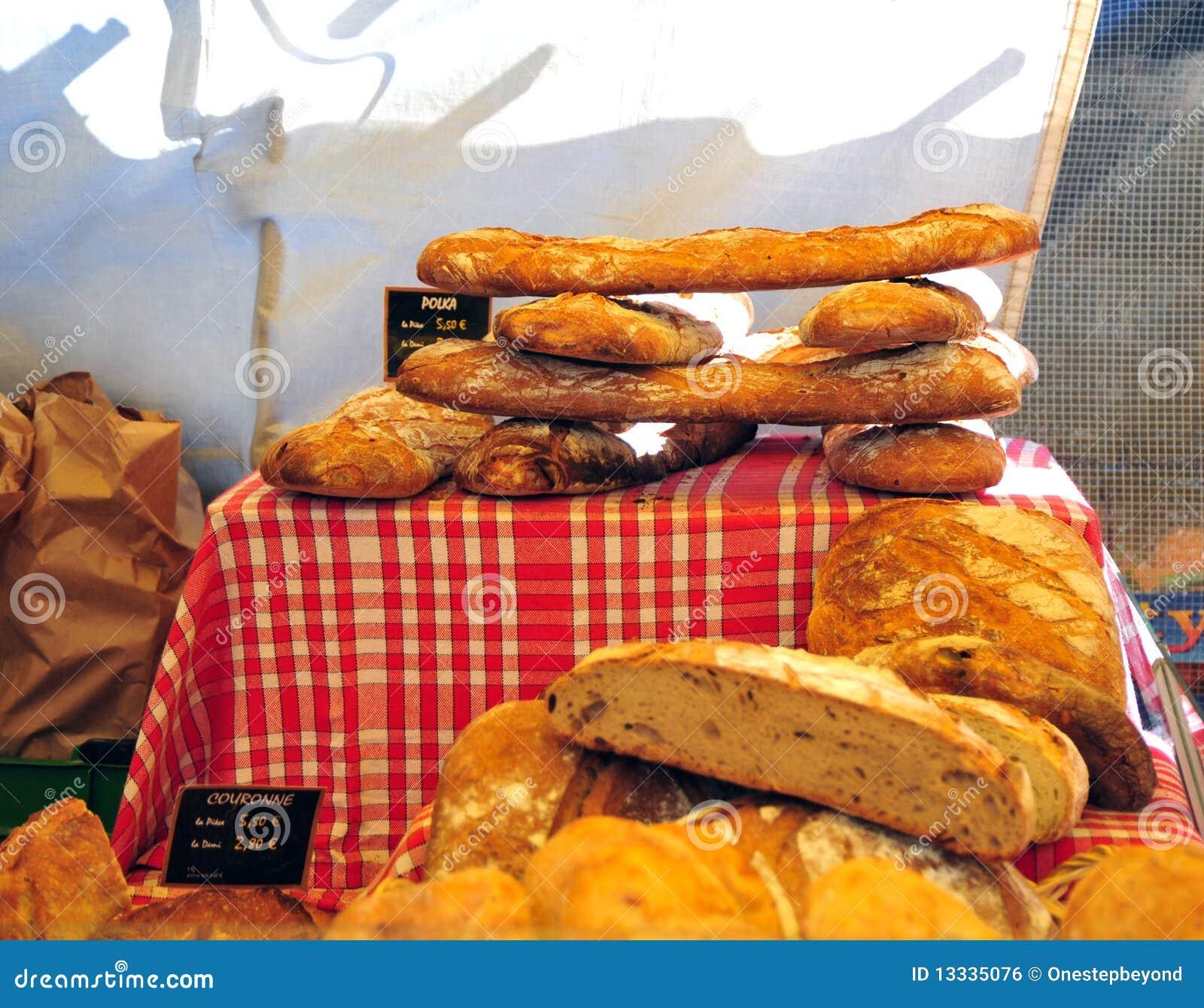 Bread francuza