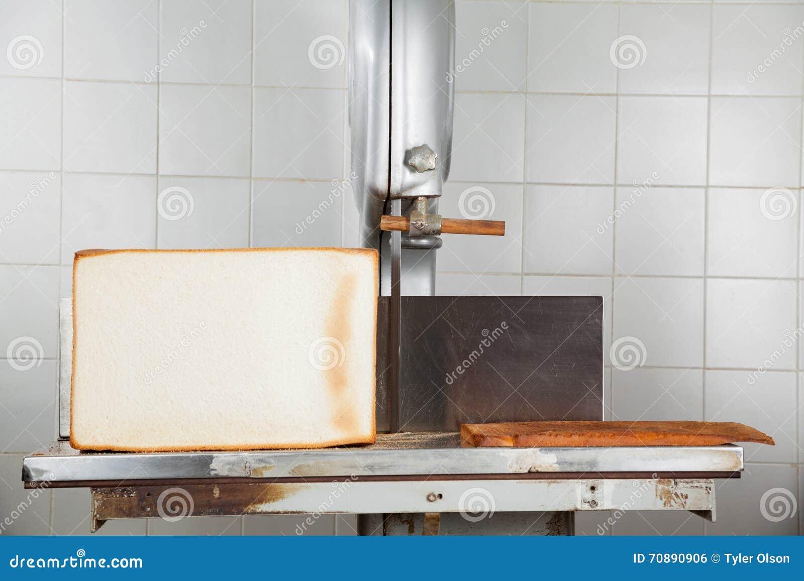 bakery cutting machine