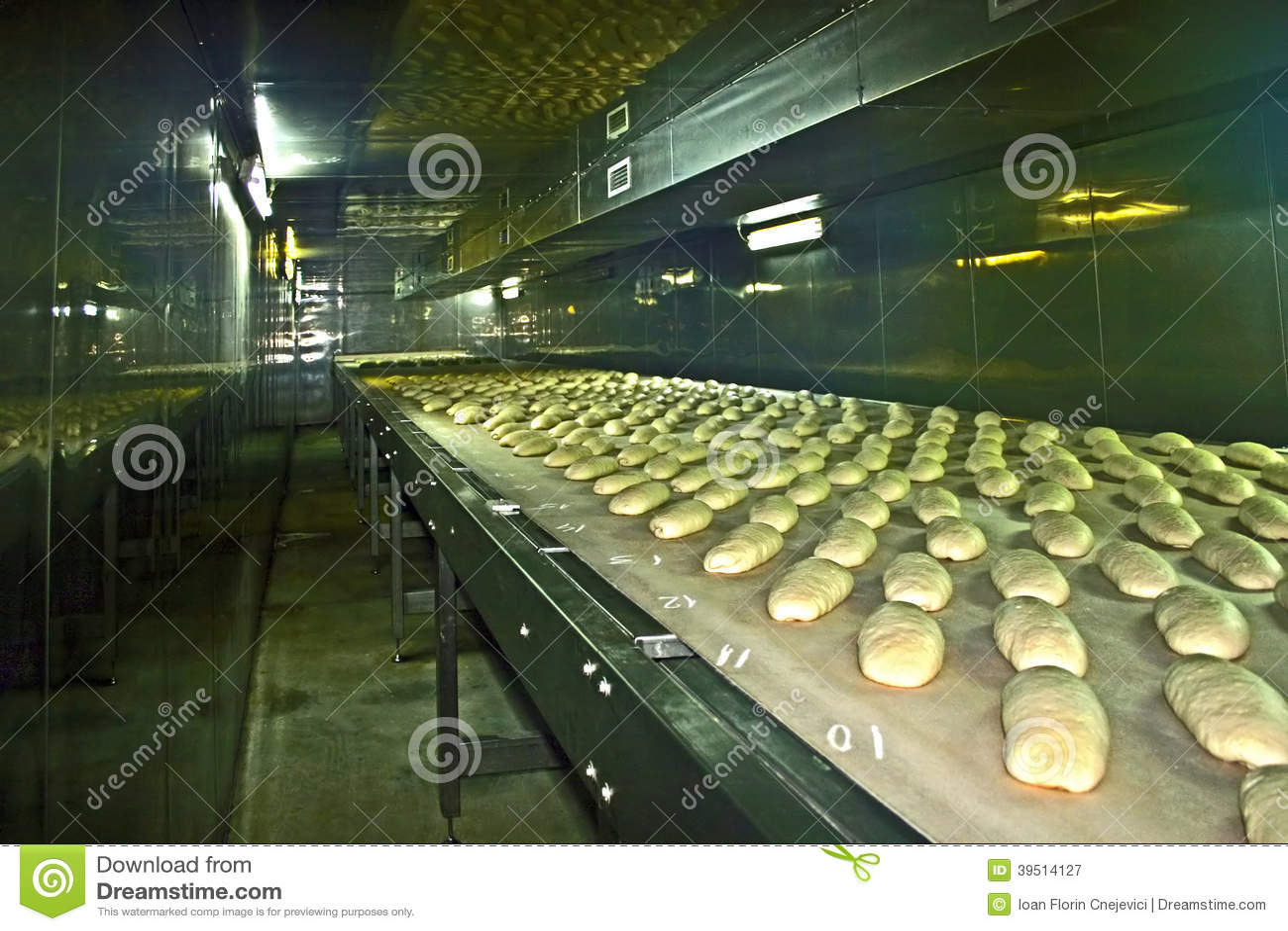 Bread production 1