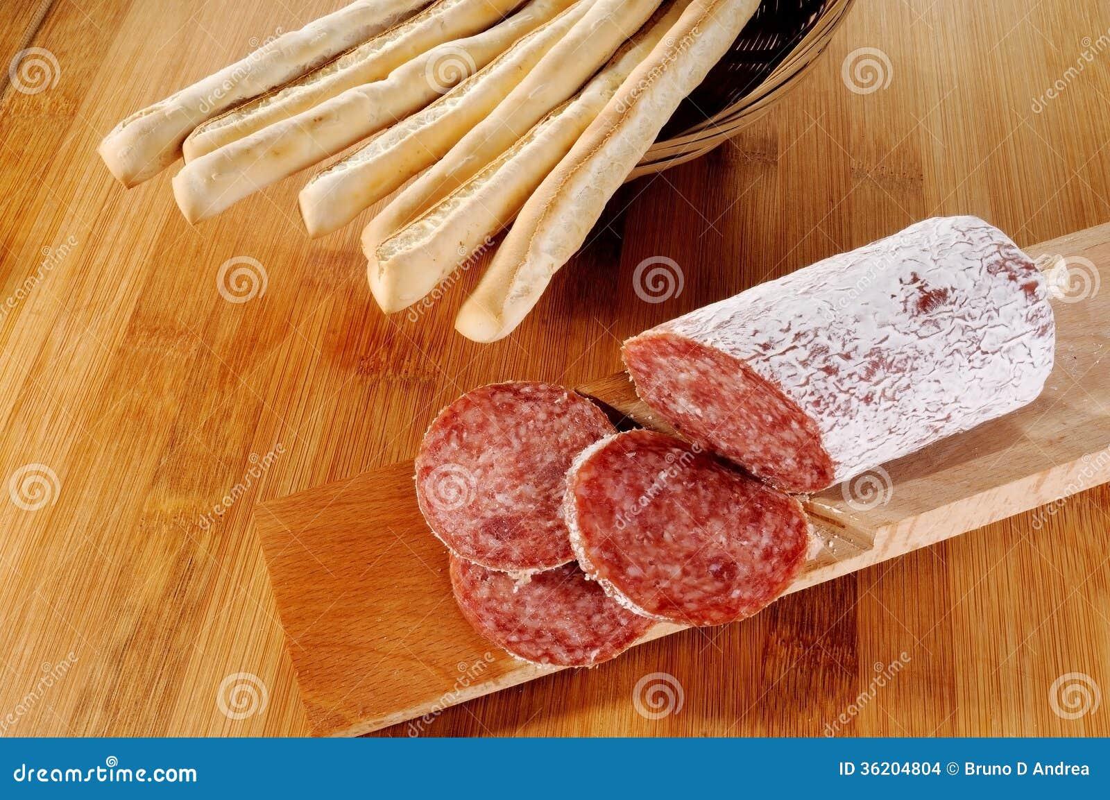 how to make italian bread sticks