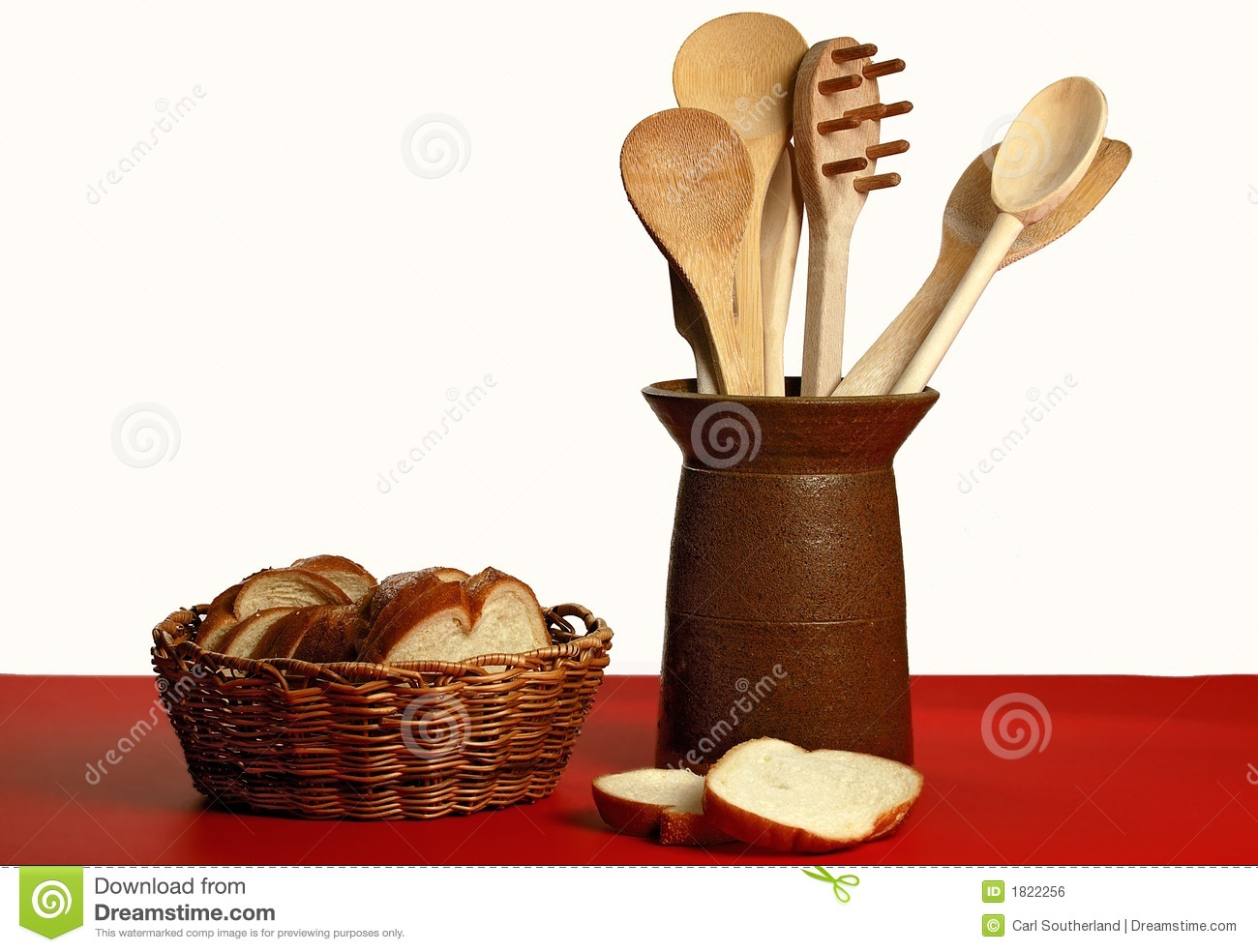 Kitchen Utensils Use As Bread Vegetable And Chef Knife Multi