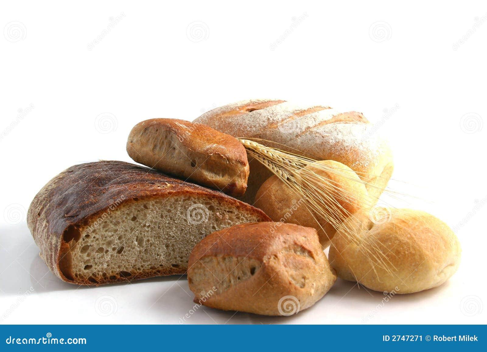 Bread, wheat