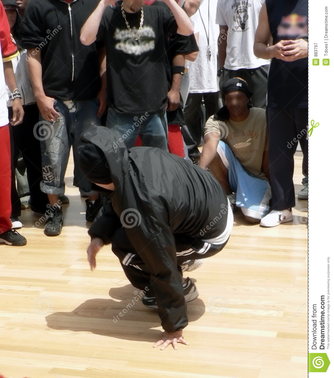 Breakdance 5 hip hop