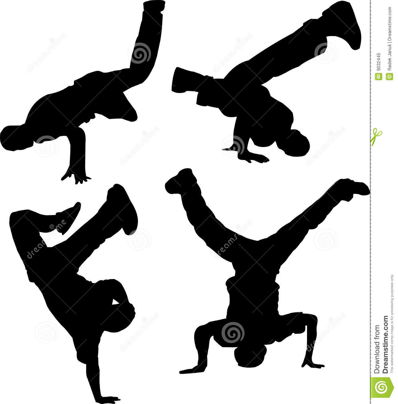 Breakdance Stock Illustrations – 953 Breakdance Stock ...