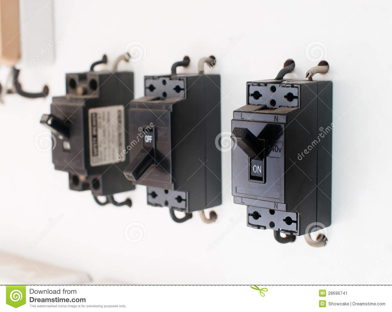 Delighted 7 Way Guitar Switch Tiny Strat Hss Wiring Regular How To Install A Remote Car Starter Video Gretsch Wiring Harness Old Alarm Diagram PurpleTelecaster With 3 Pickups Breaker Switch Stock Image   Image: 28696741