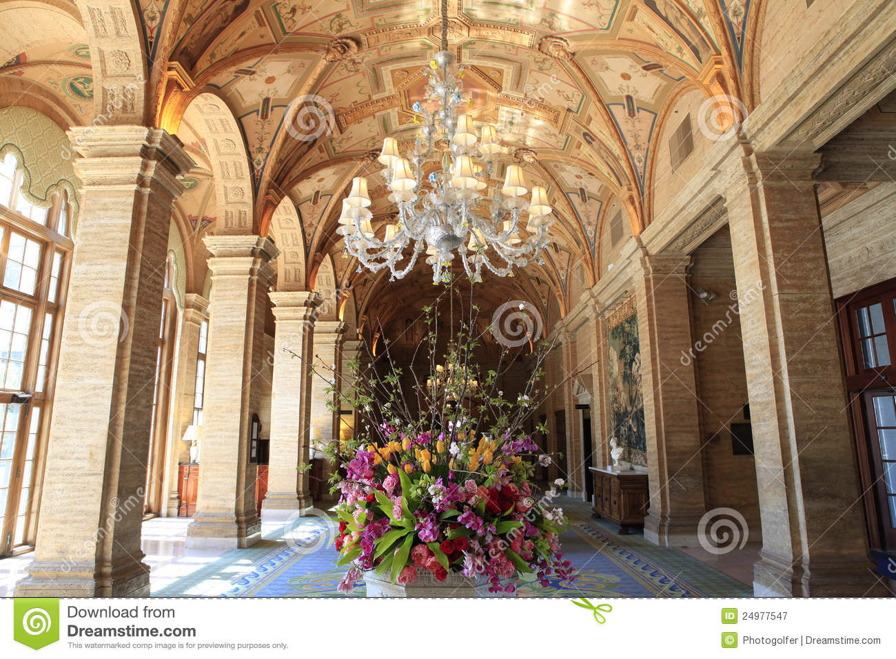 The Breakers Hotel Palm Beach Florida Royalty Free Stock graphy Image