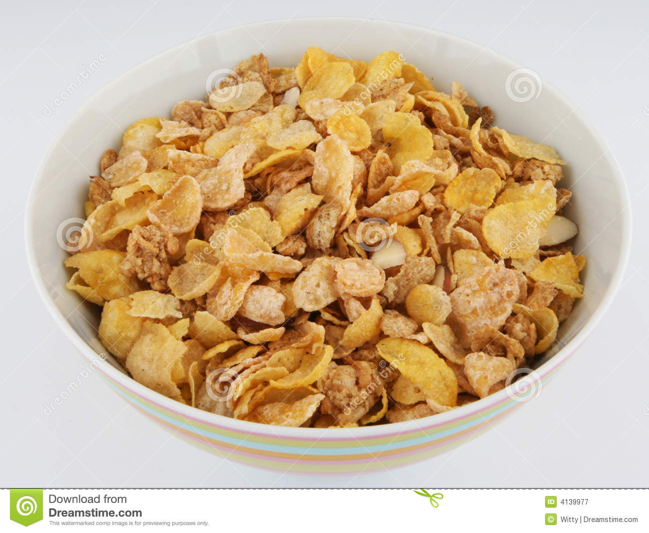 Whole Food Breakfast Cereal