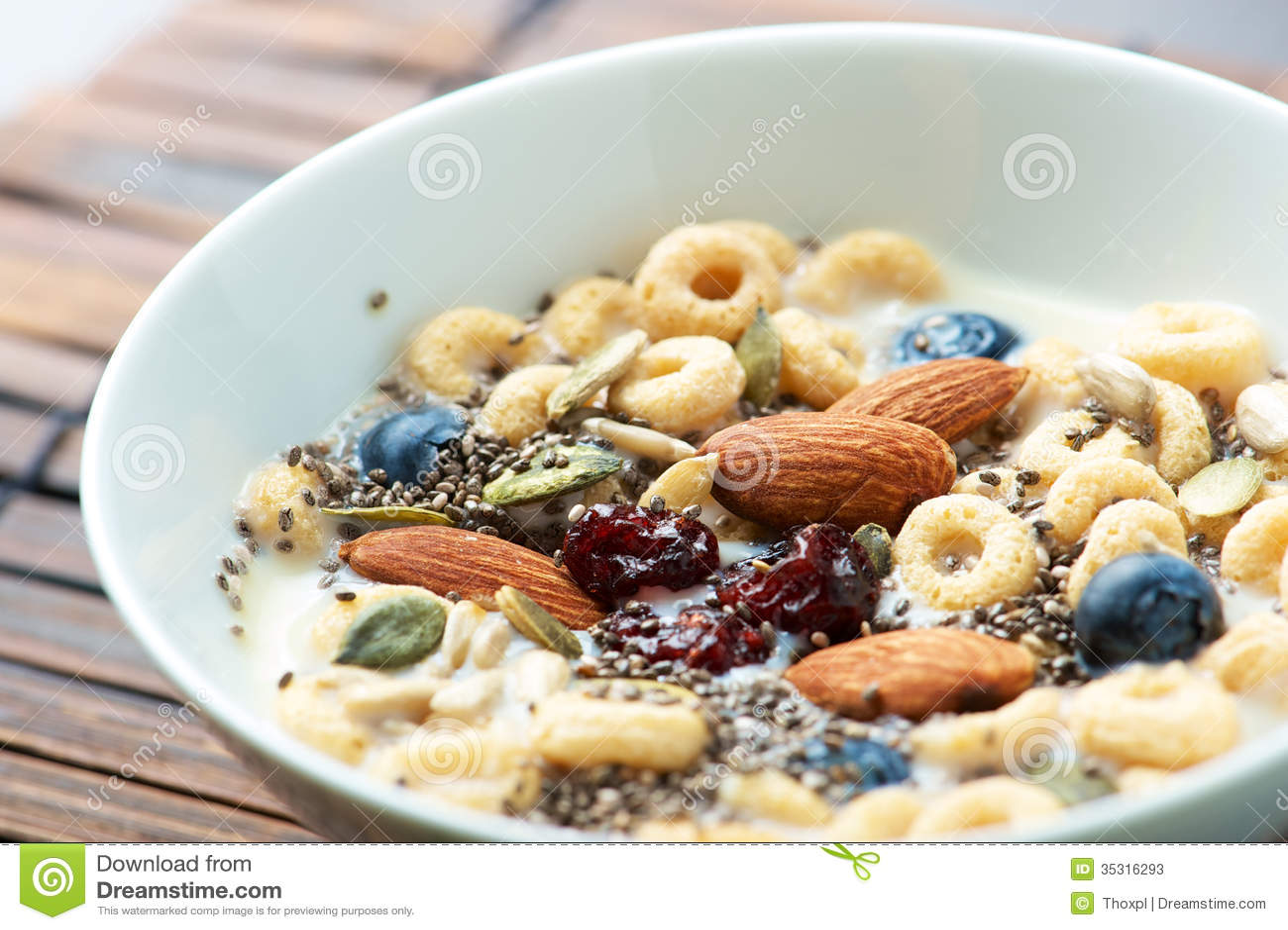 Chia foods