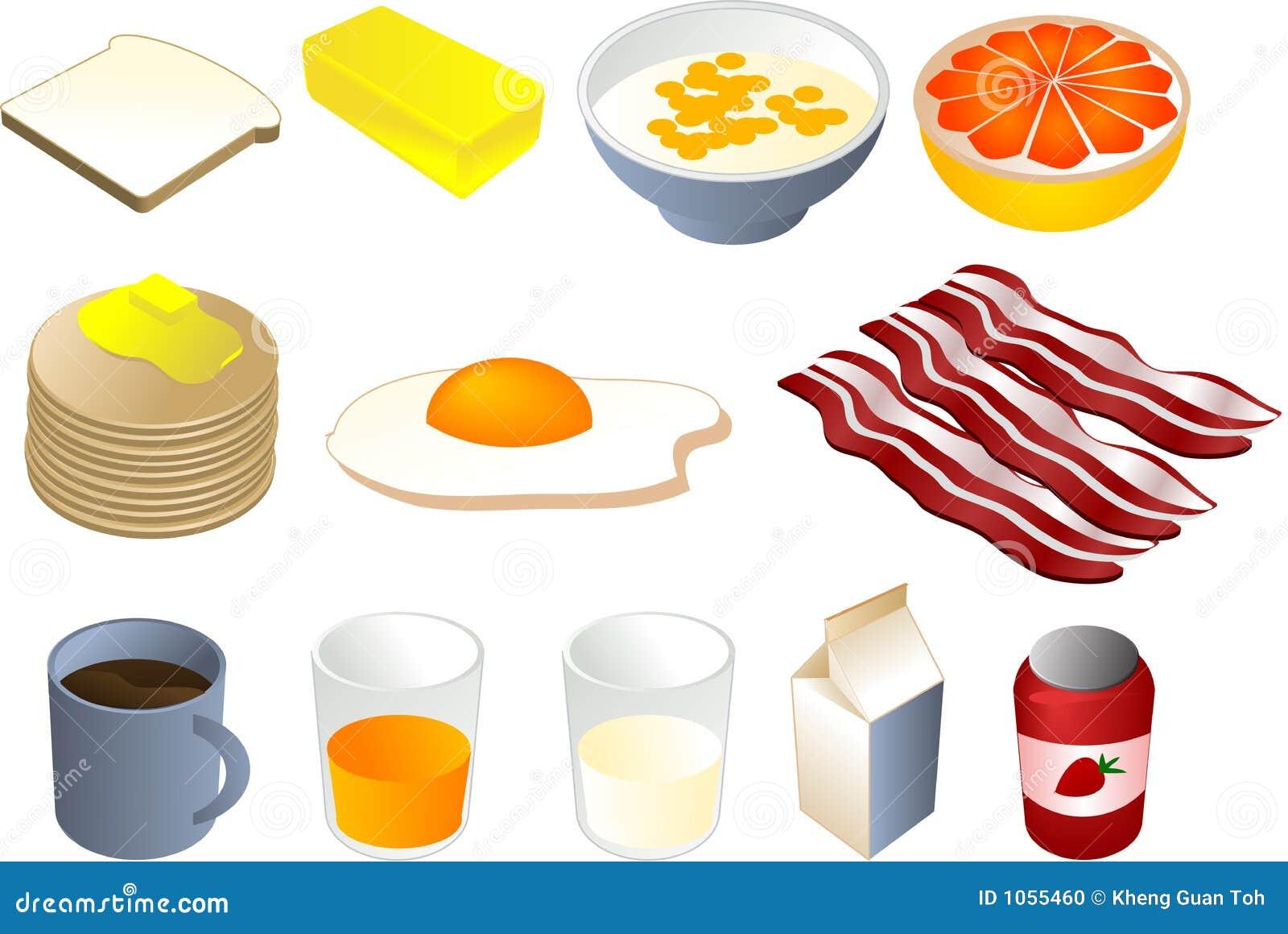 breakfast menu clipart - photo #26