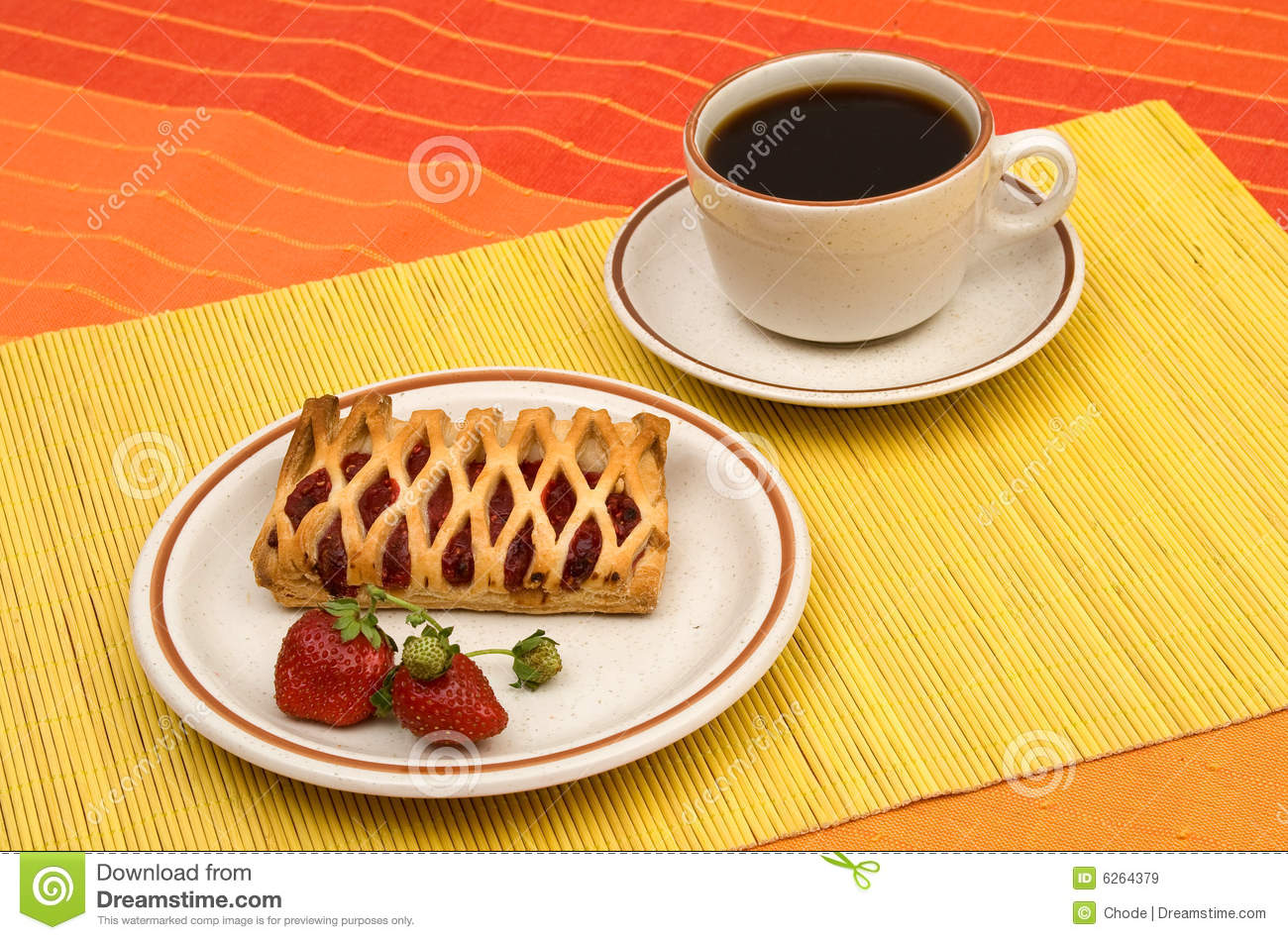 Breakfast And Coffee Royalty Free Stock Images Image