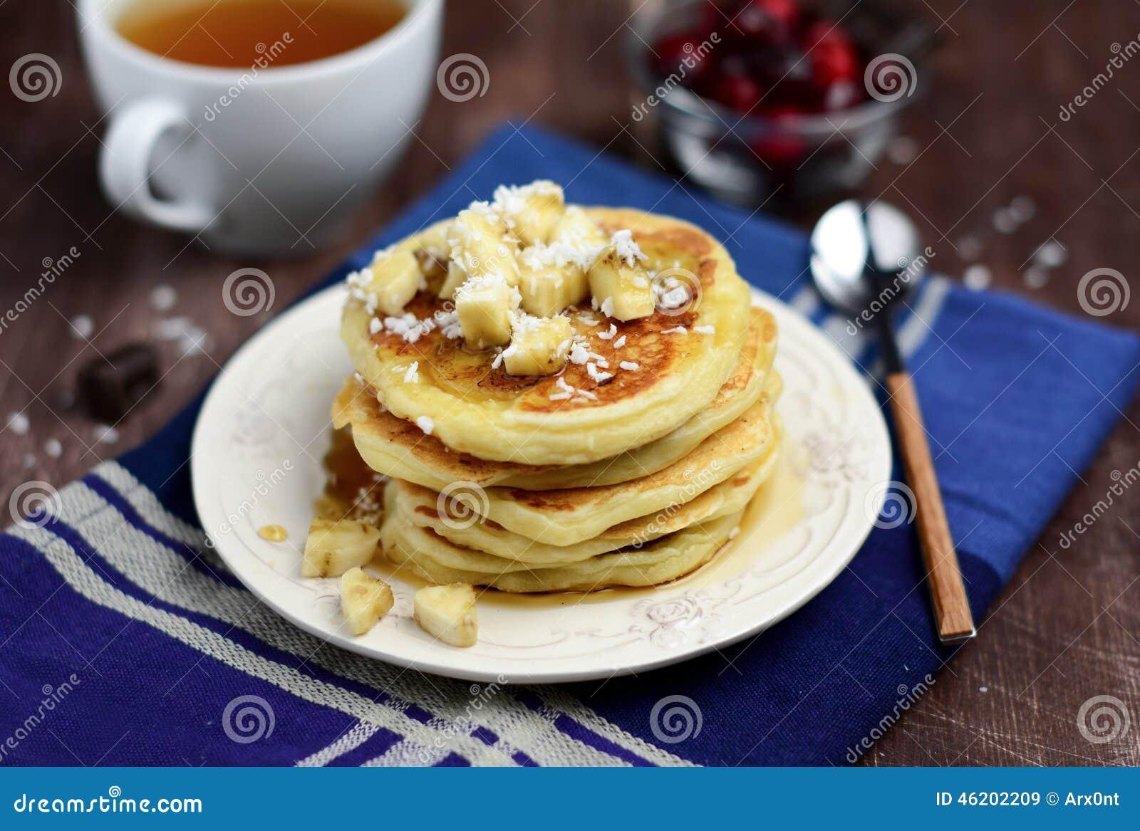 Watch Blueberry-Ricotta Pancakes video