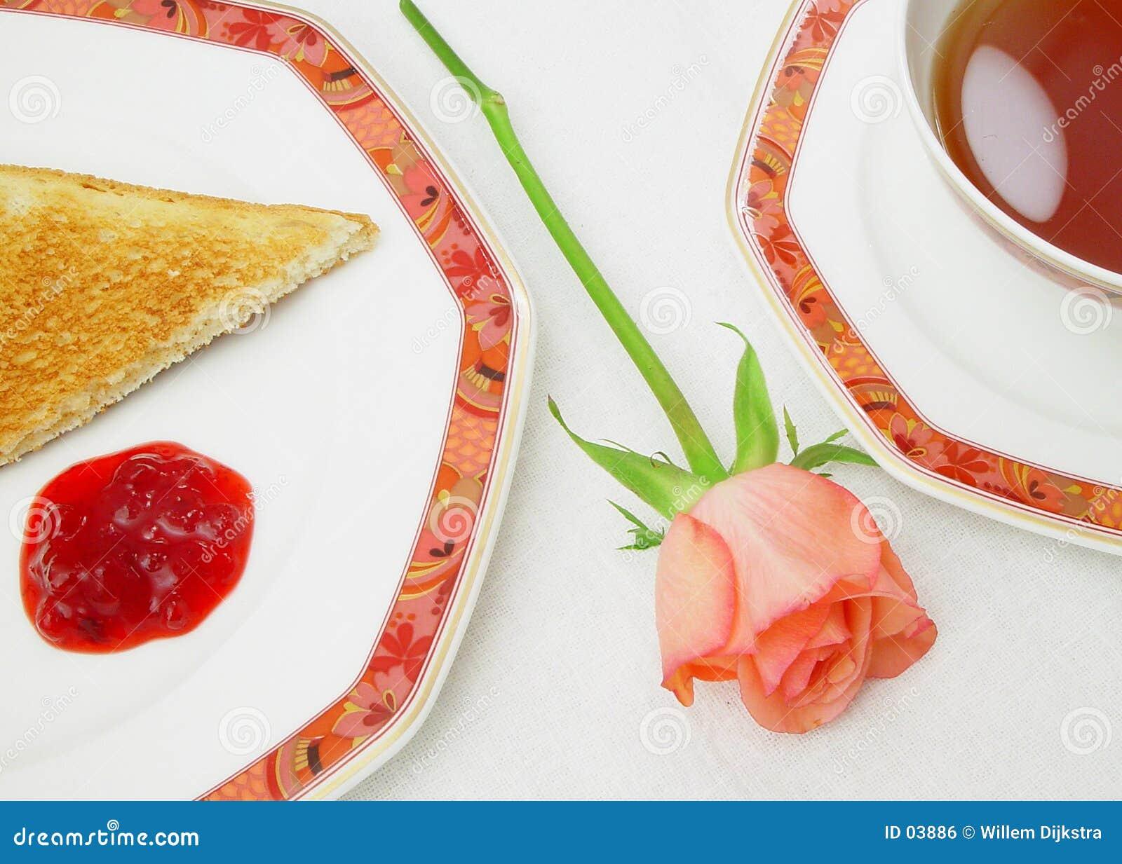 Breakfast my dear ?