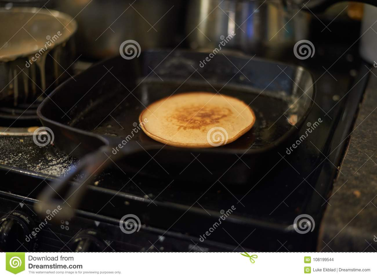 Breakfast pancake on the pan stock photo image of buttery tasty download breakfast pancake on the pan stock photo image of buttery tasty 108199544 ccuart Gallery