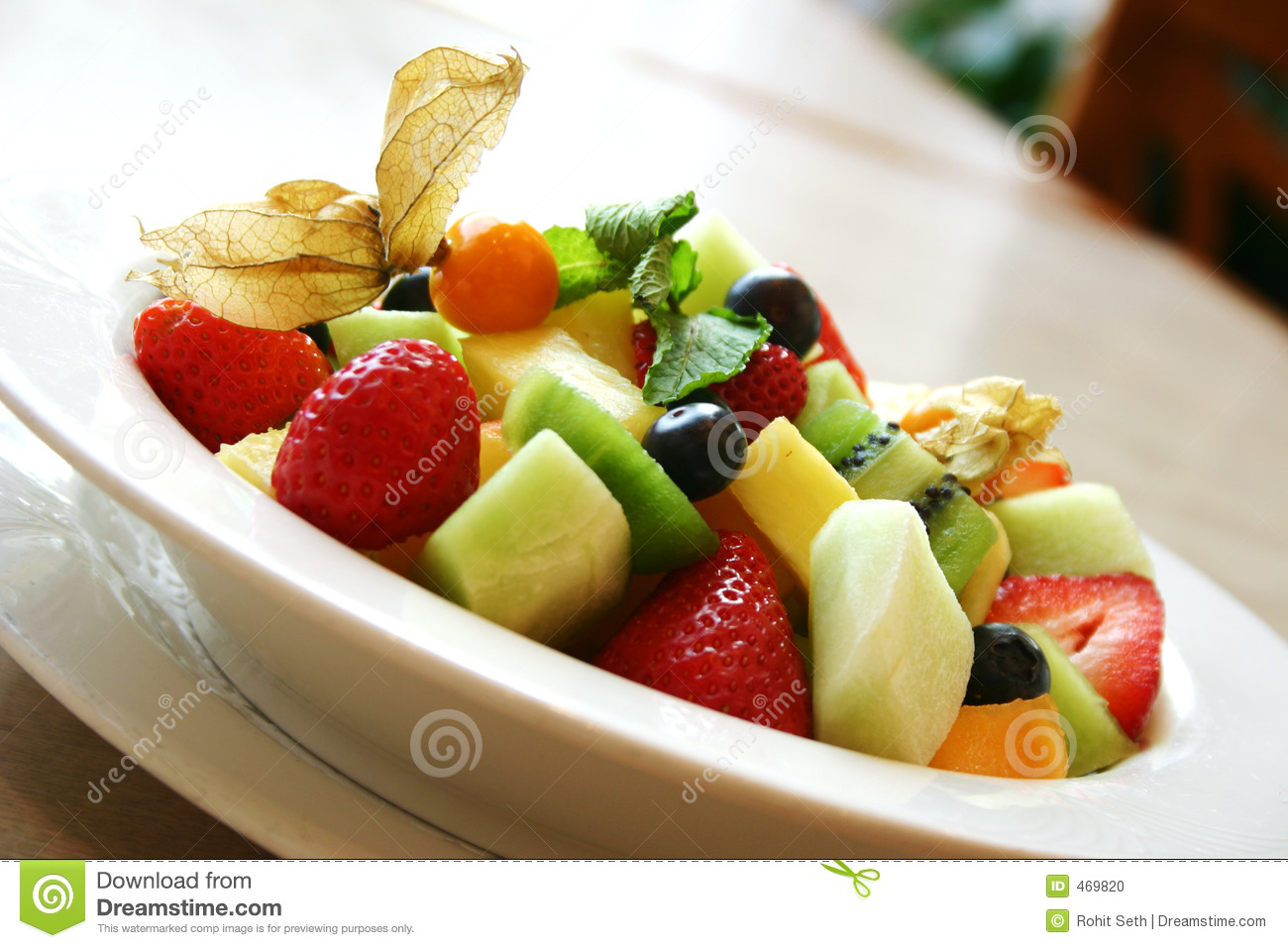 fruit bowls fruit crisp