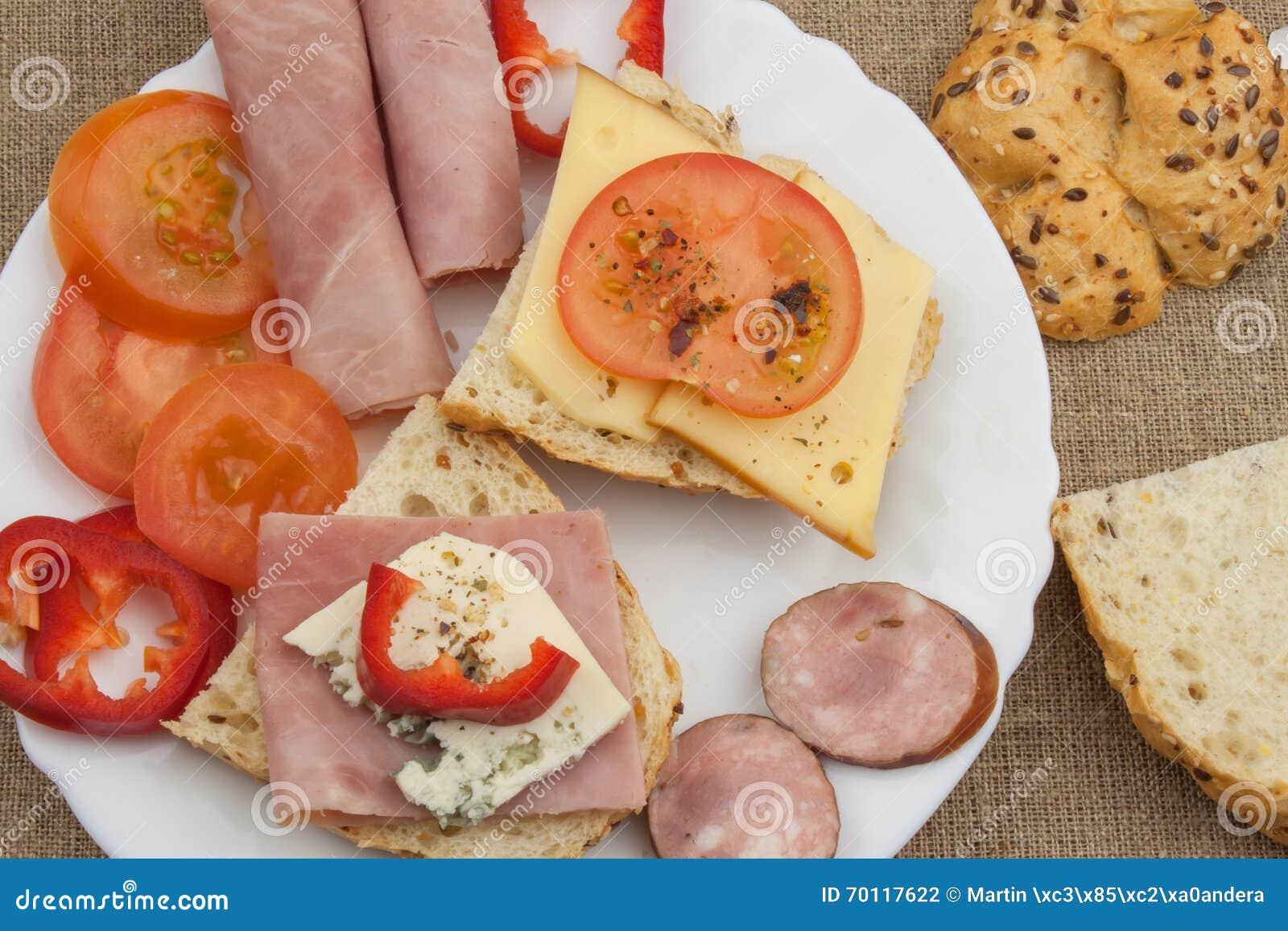 recipe: ham for breakfast healthy [12]