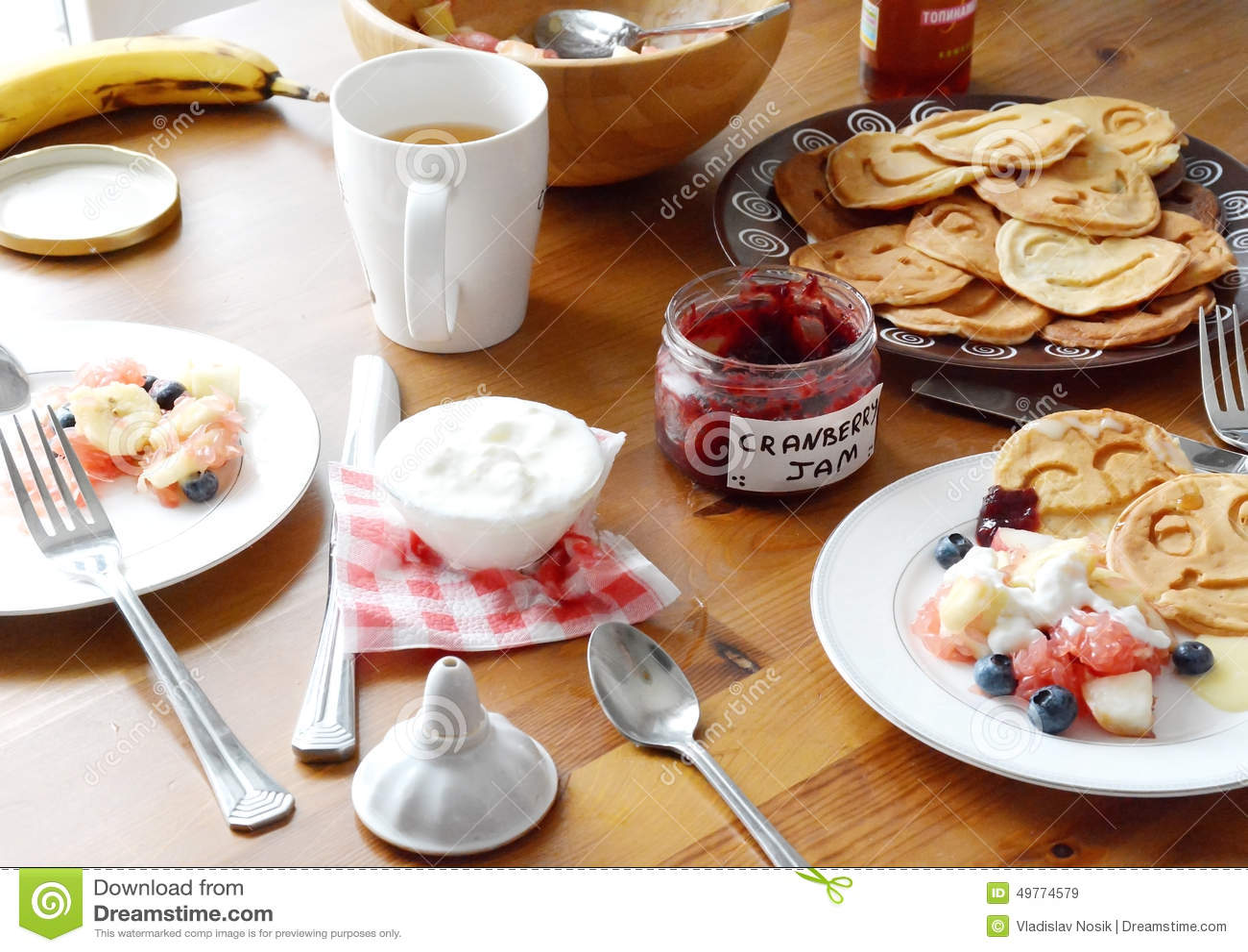Banana Yogurt Salad Recipes — Dishmaps