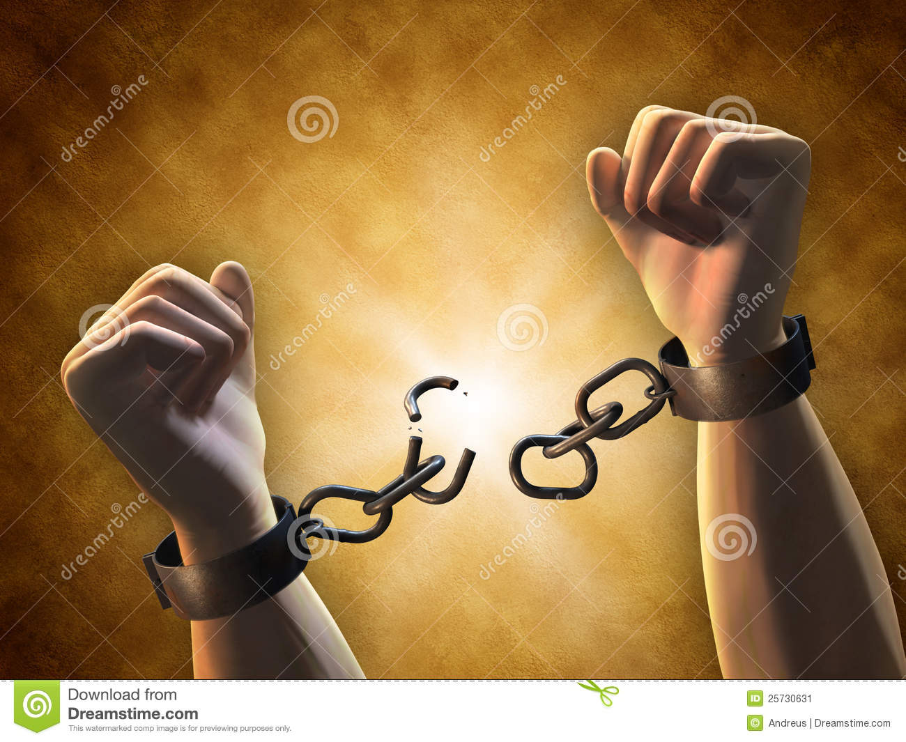 breaking free of the chains and Royalty-free (rf) chain clipart & illustrations #1  feiry soccer ball breaking through metal chains while making a goal symbolizing breaking free speed strength victory and success by anastasiya maksymenko woman leading a man on a metal chain by toonaday.