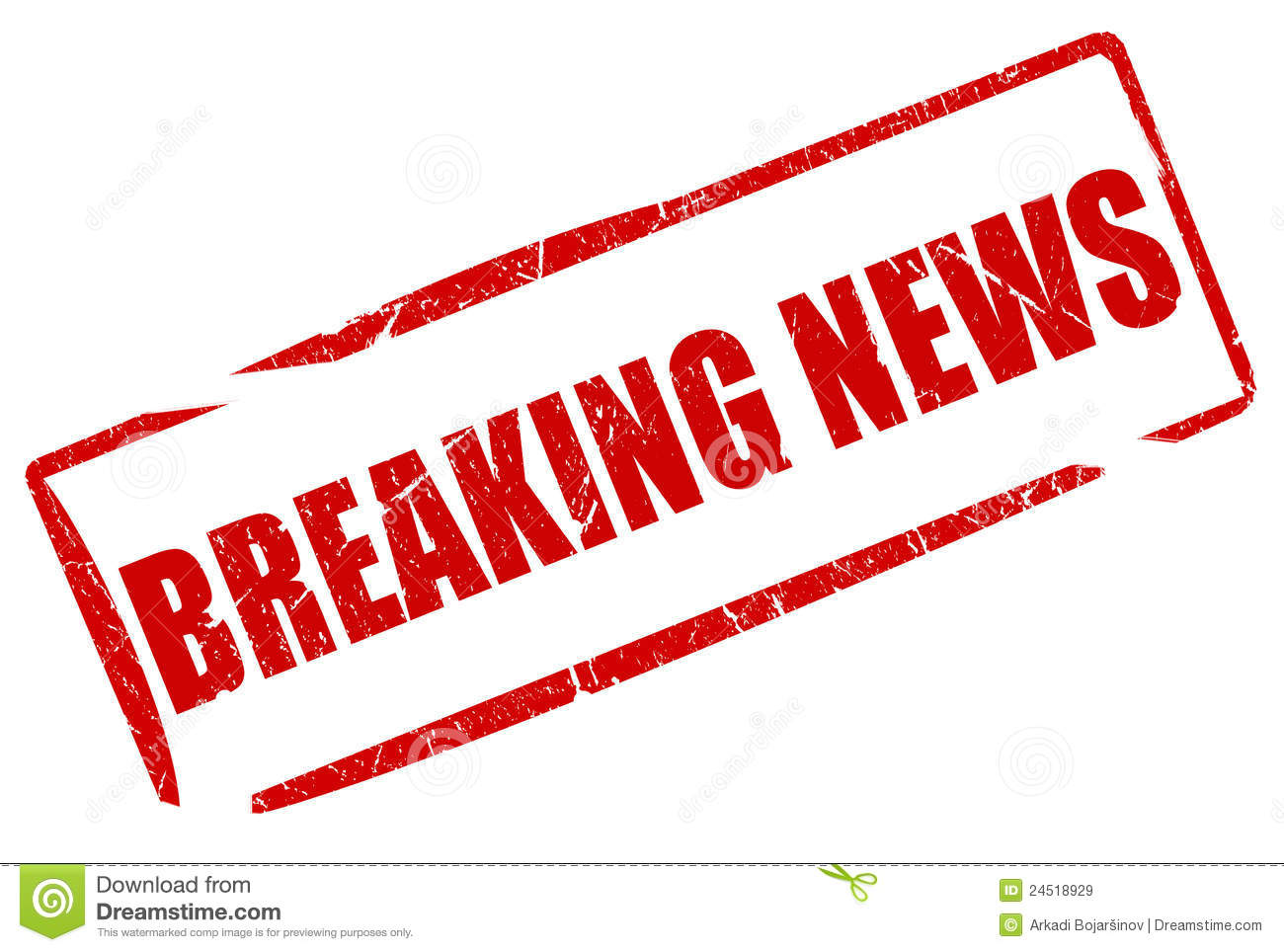 Breaking News Royalty Free Stock Images - Image: 24518929