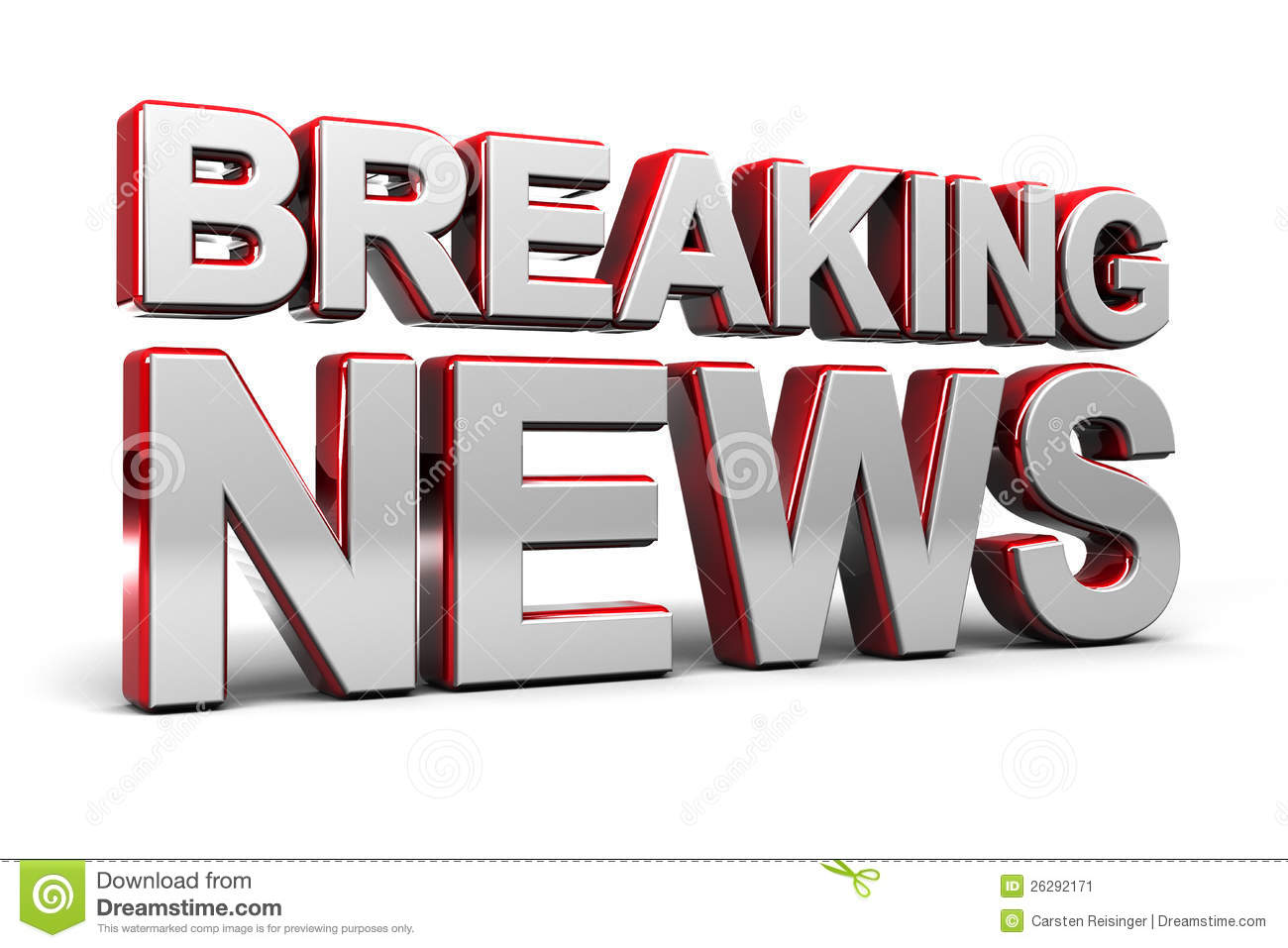 breaking news clipart - photo #19