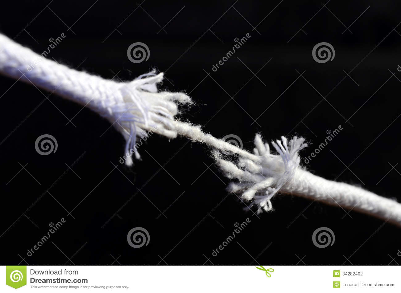 Breaking Point Stock Photography Image 34282402