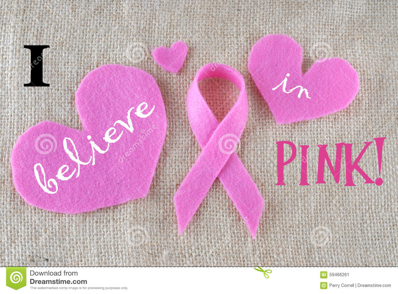 Breast Cancer Awareness Month Stock Image Image 59466261
