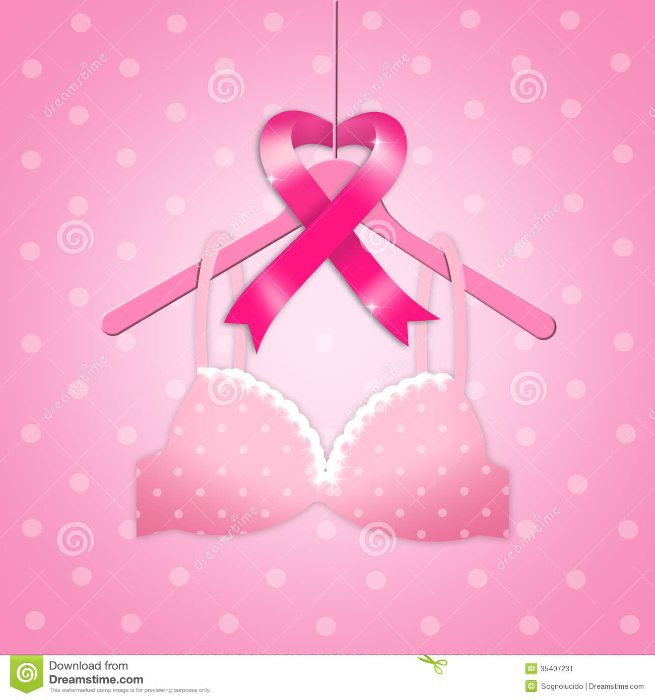 Breast Cancer Prevention Stock Image - Image: 35407231
