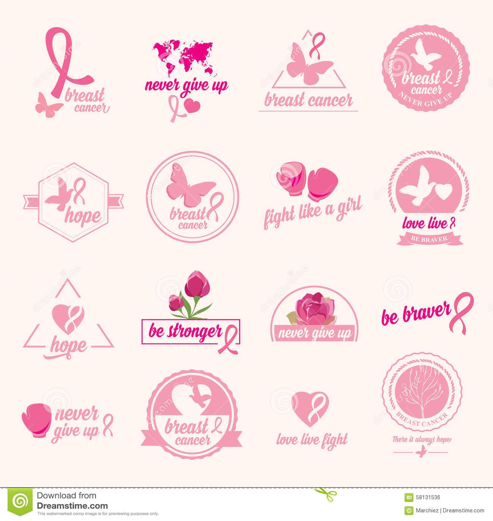 breast cancer design cartoon vector cartoondealer com Physician Symbol Clip Art Green Medical Symbol Clip Art