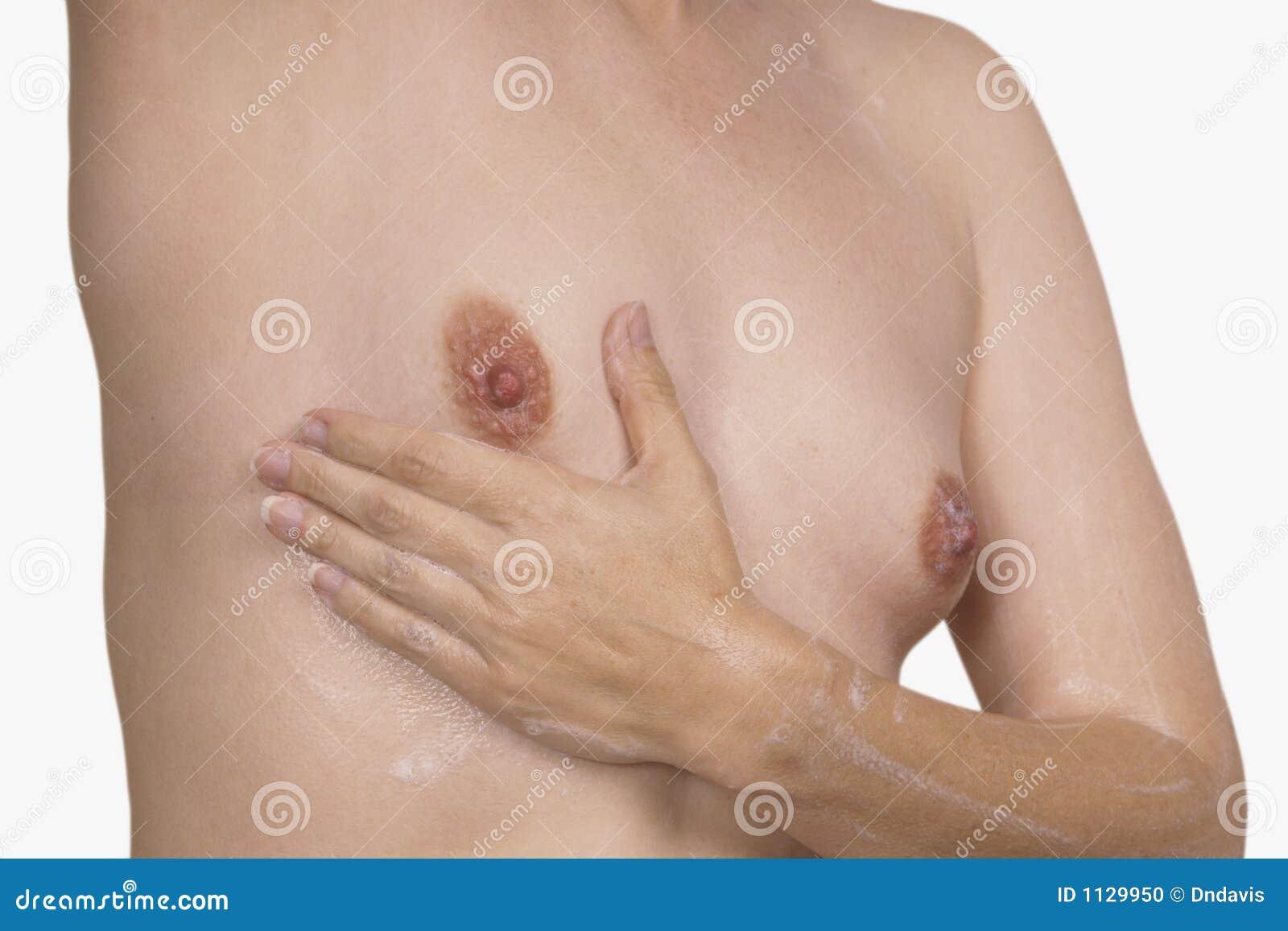 Lori davis breast exam