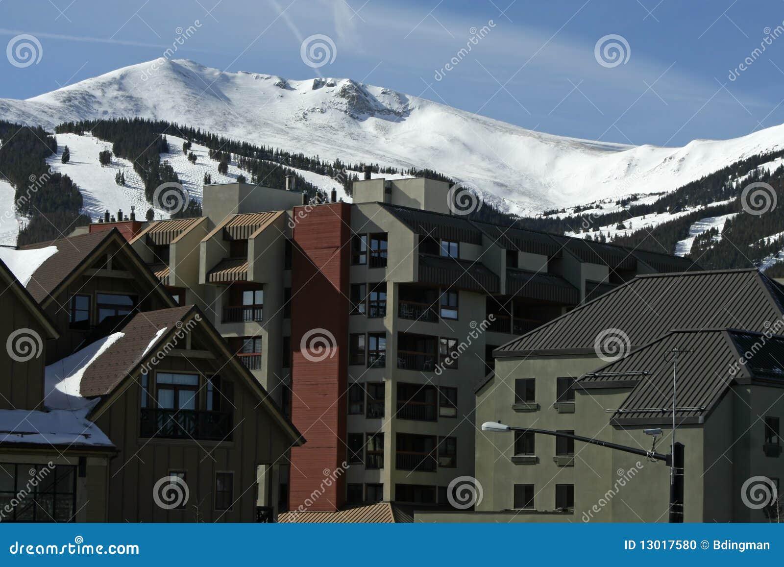 Breckenridge科罗拉多