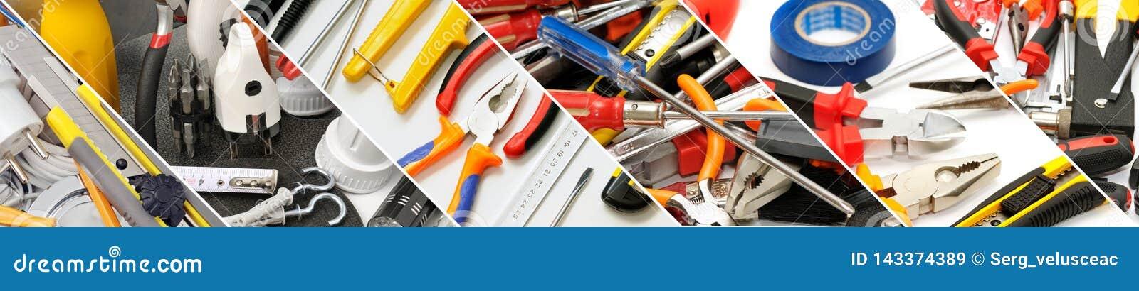 Breite Panoramawerkzeuge für Reparatur
