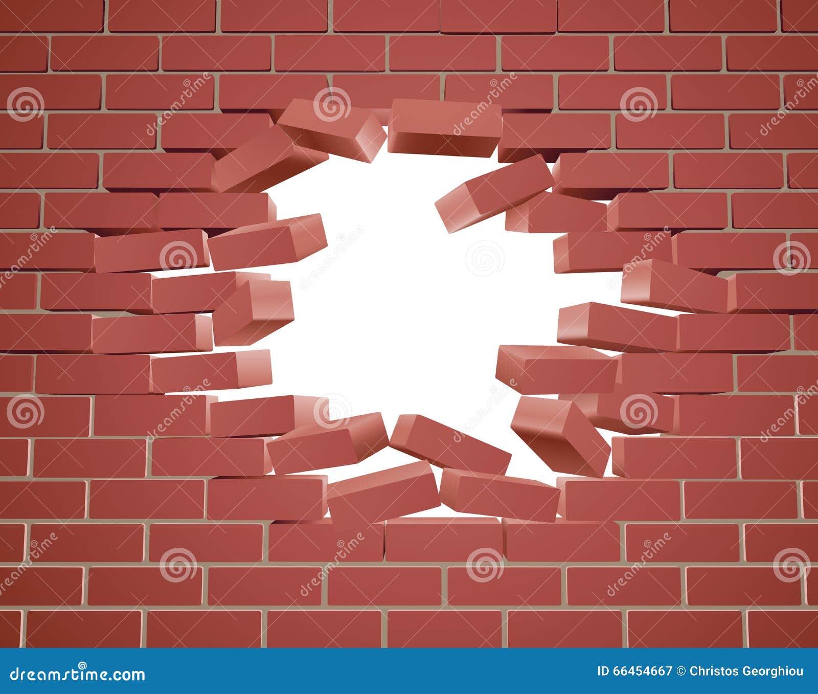 Brekende muur