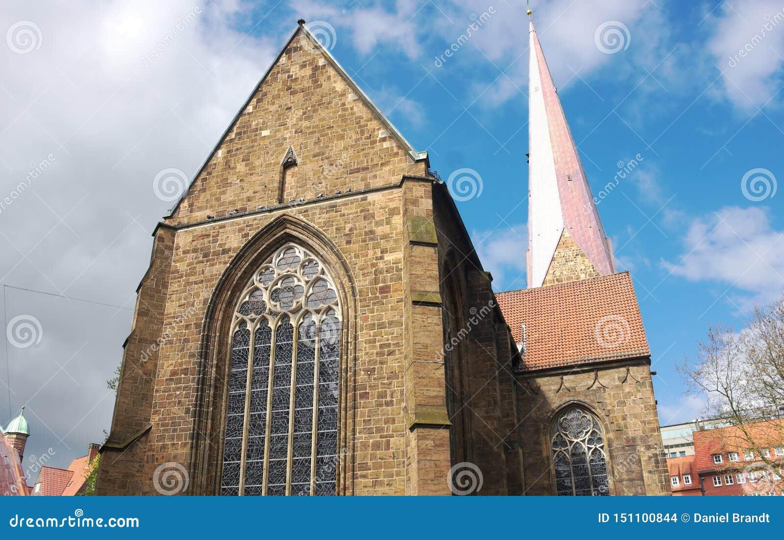 Bremen Iglesia De Nuestra Señora Ii Foto De Archivo Imagen De Iglesia Nuestra 151100844