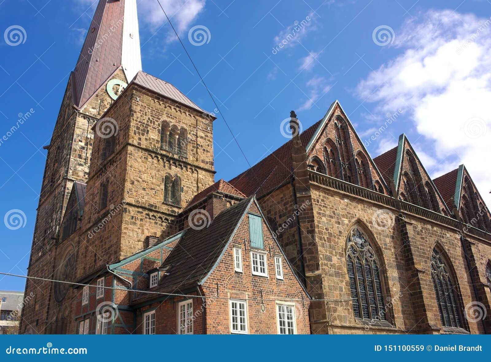 Bremen Iglesia De Nuestra Señora Iv Imagen De Archivo Imagen De Nuestra Bremen 151100559