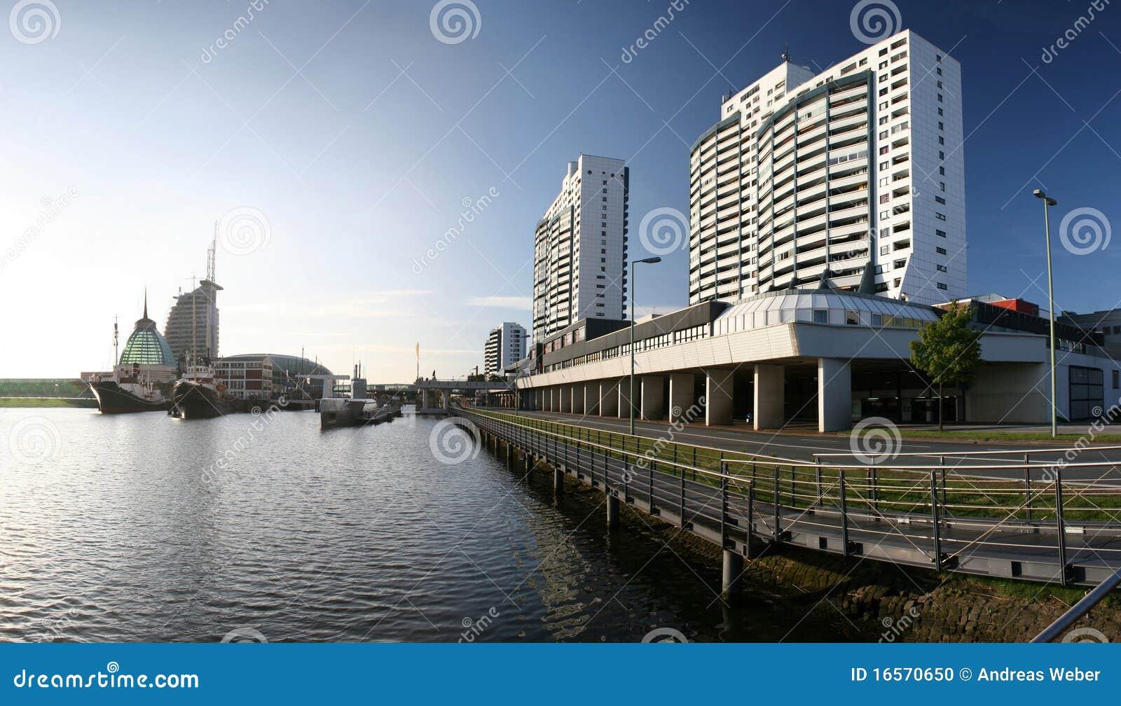 Bremerhaven德国港口