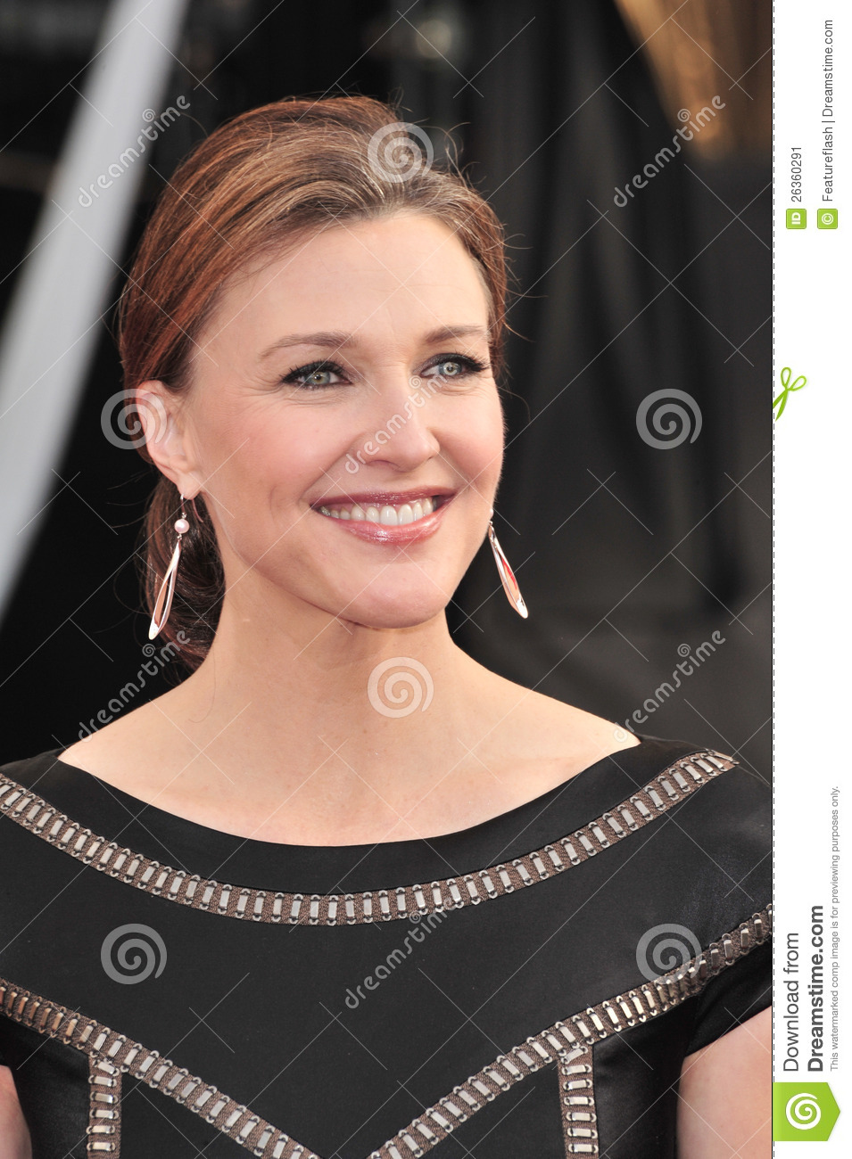 Brenda Strong at the 14th Annual Screen Actors Guild Awards at the ...