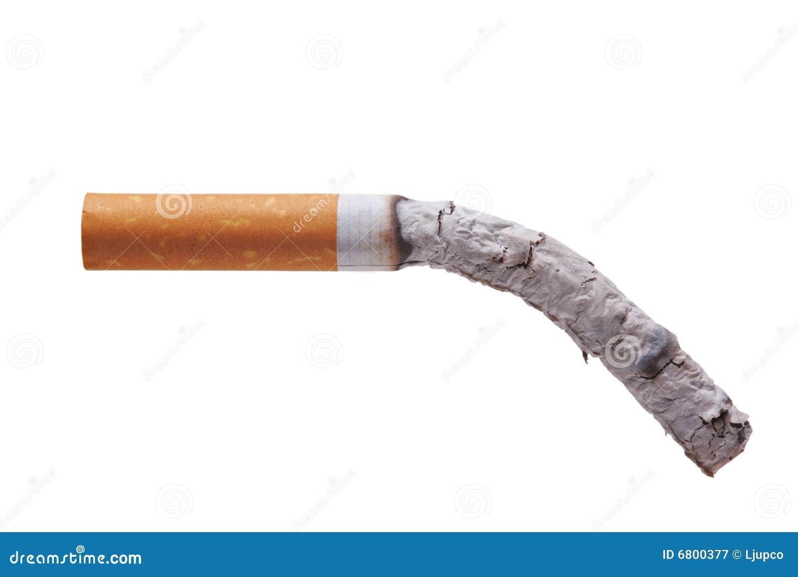 brennende zigarette lizenzfreie stockfotografie bild 6800377. Black Bedroom Furniture Sets. Home Design Ideas