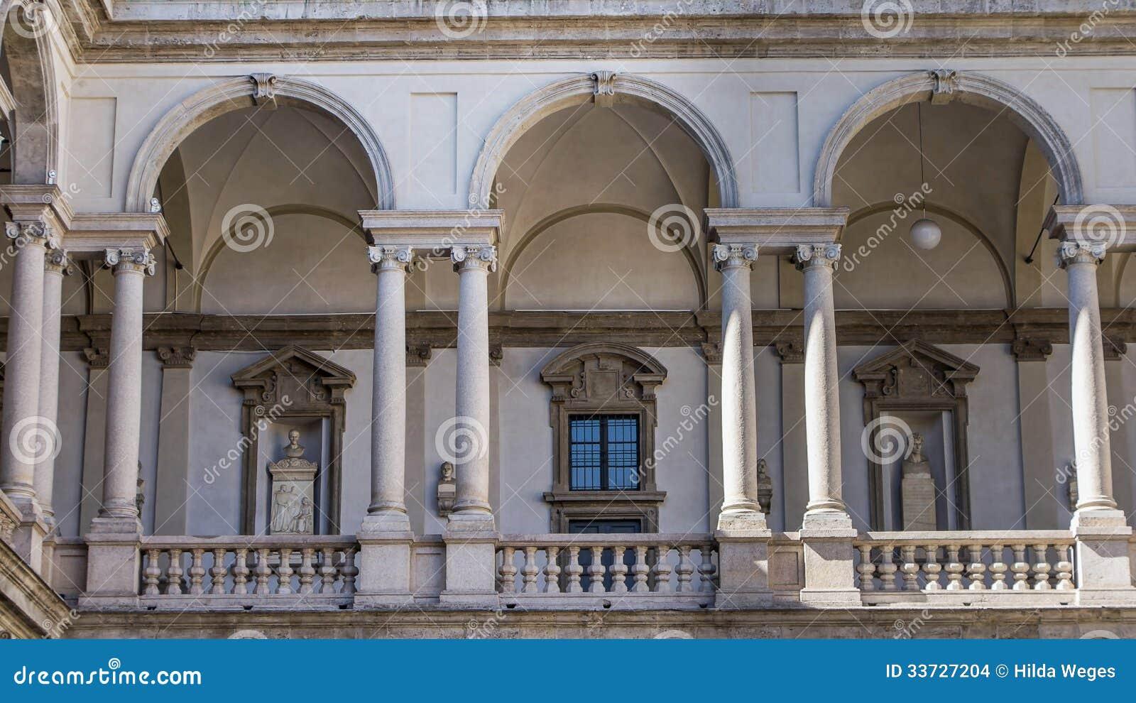 Brera宫殿