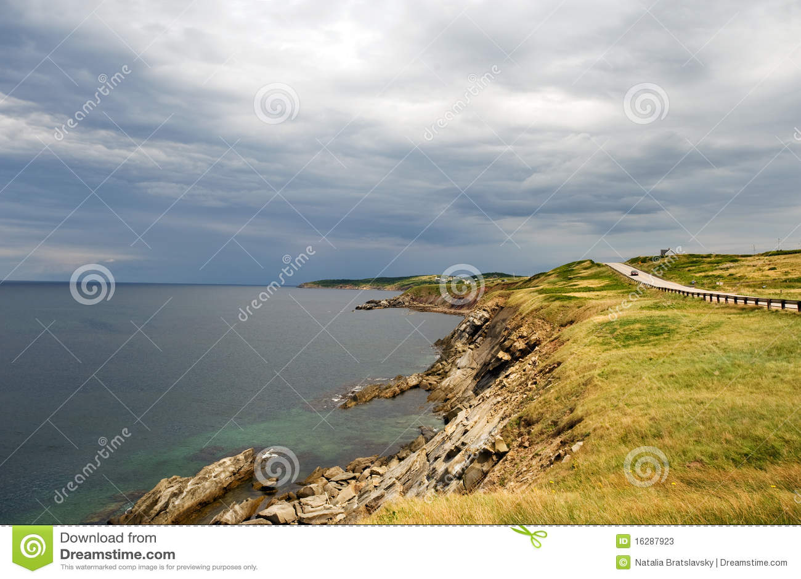 Breton uddhögland