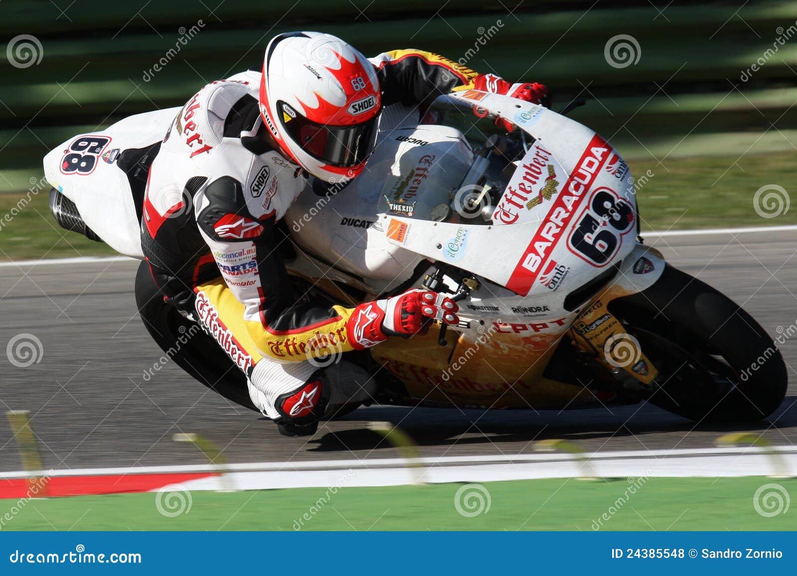 Brett McCormick - Ducati 1098R - Effenbert Liberty