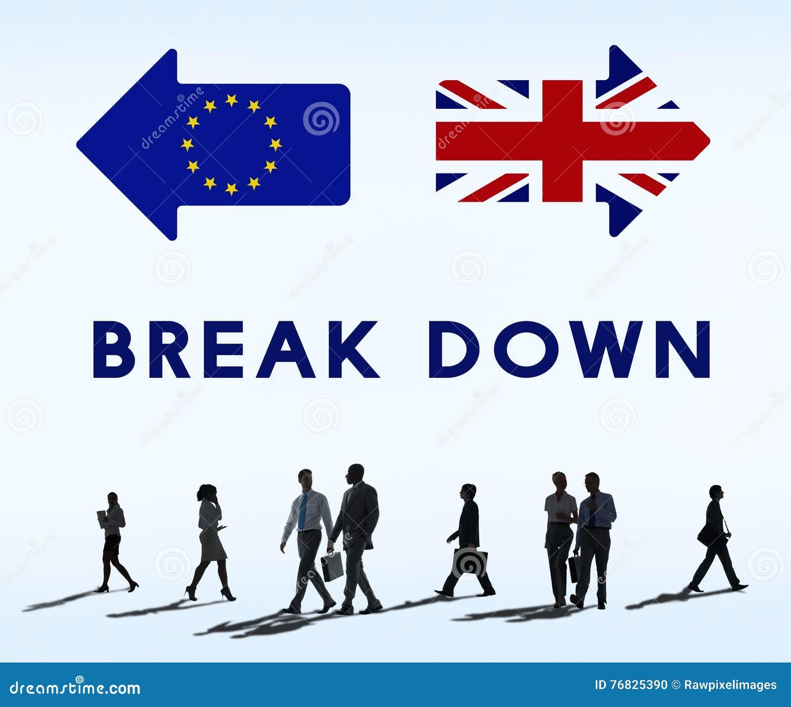 Brexit Brytania urlopu Europejskiego zjednoczenia referendum Skwitowany pojęcie