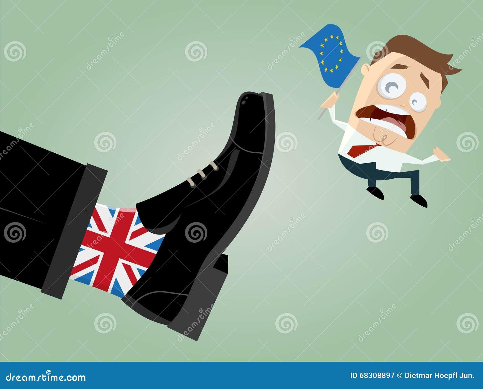 Brexit Brytania Wielka UE wychodzi