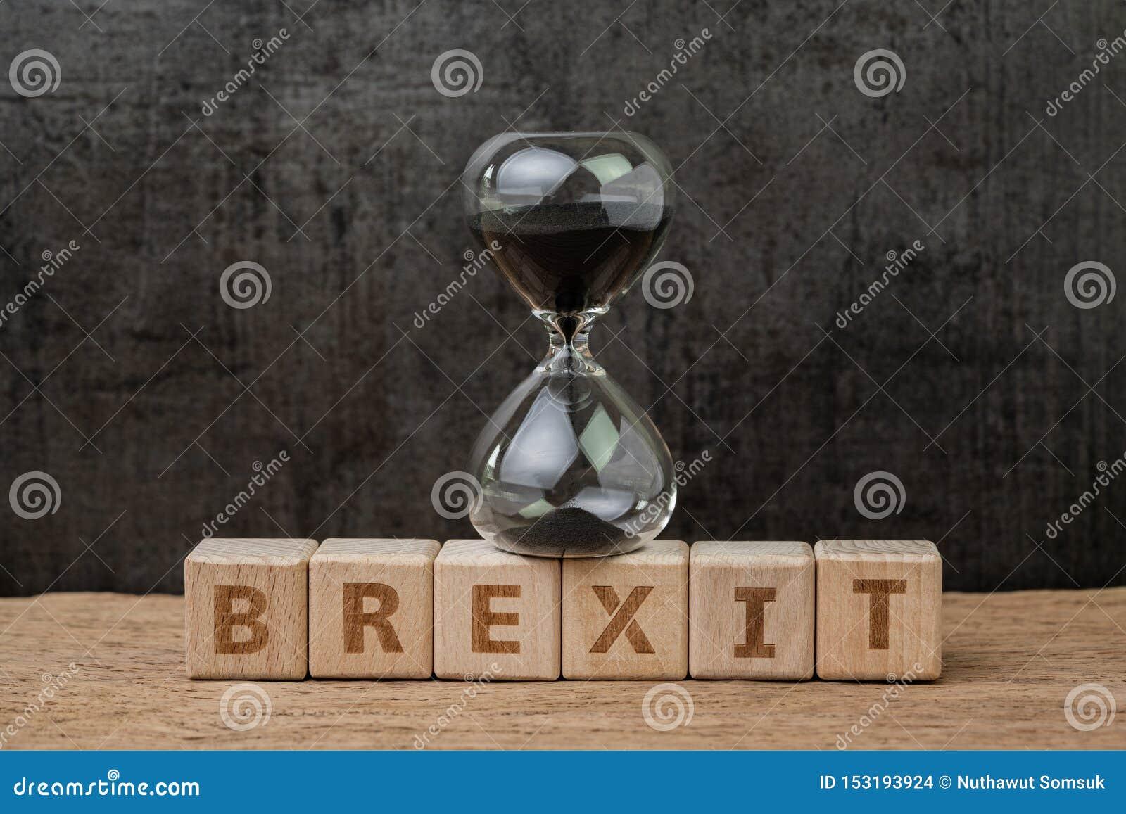 Brexit, conto alla rovescia di tempo affinchè il Regno Unito si occupino e da ritirarsi dal concetto della zona euro, dai sandgla