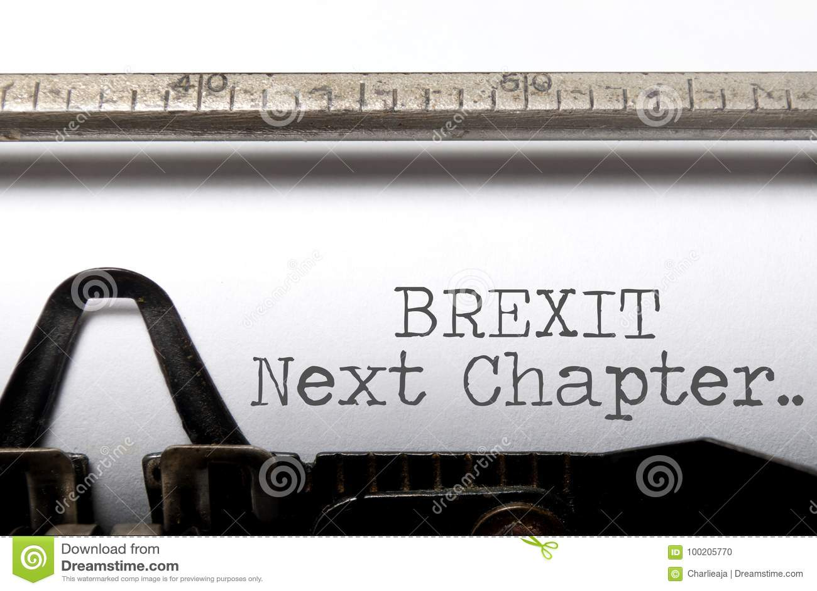 Brexit nästa kapitel